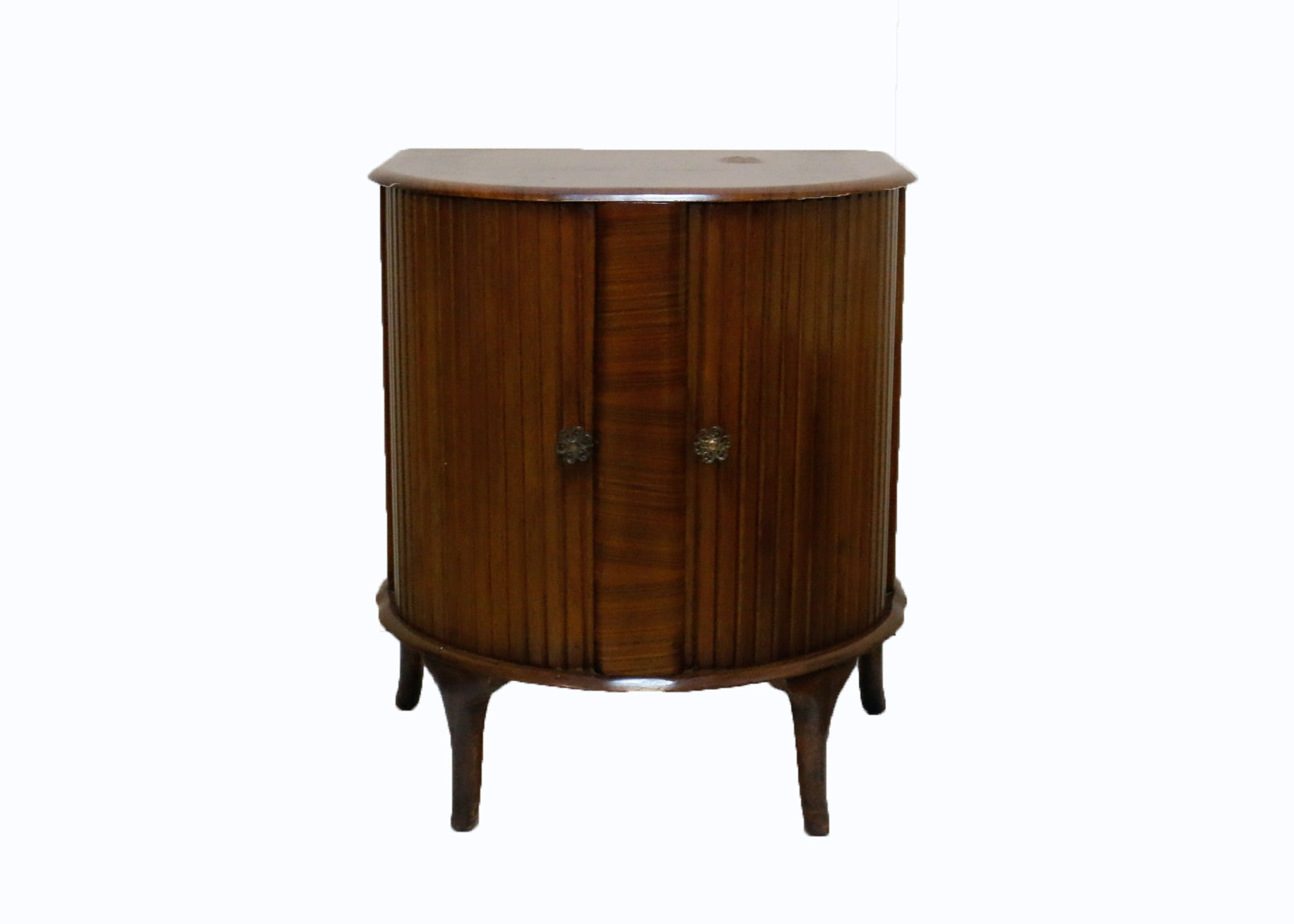 Bar Cabinet by Stor-a-Wile