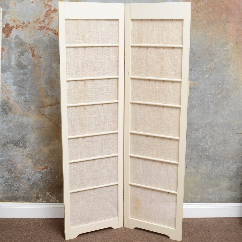 Two Panel Screen Divider