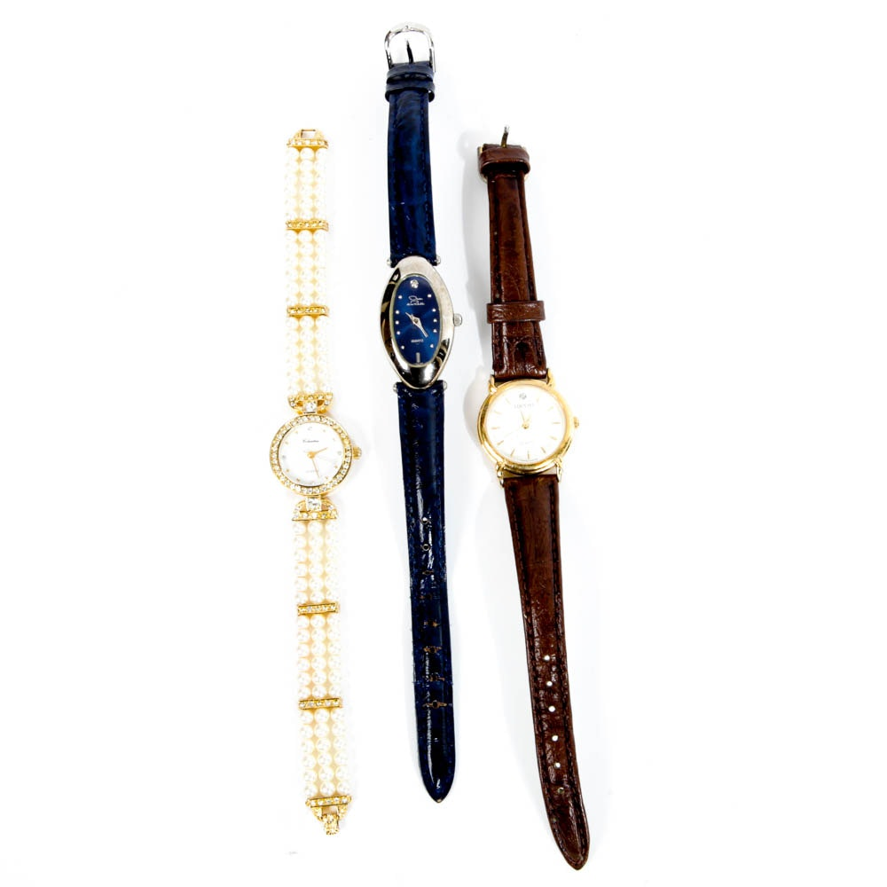 Collection of Women's Designer Watches