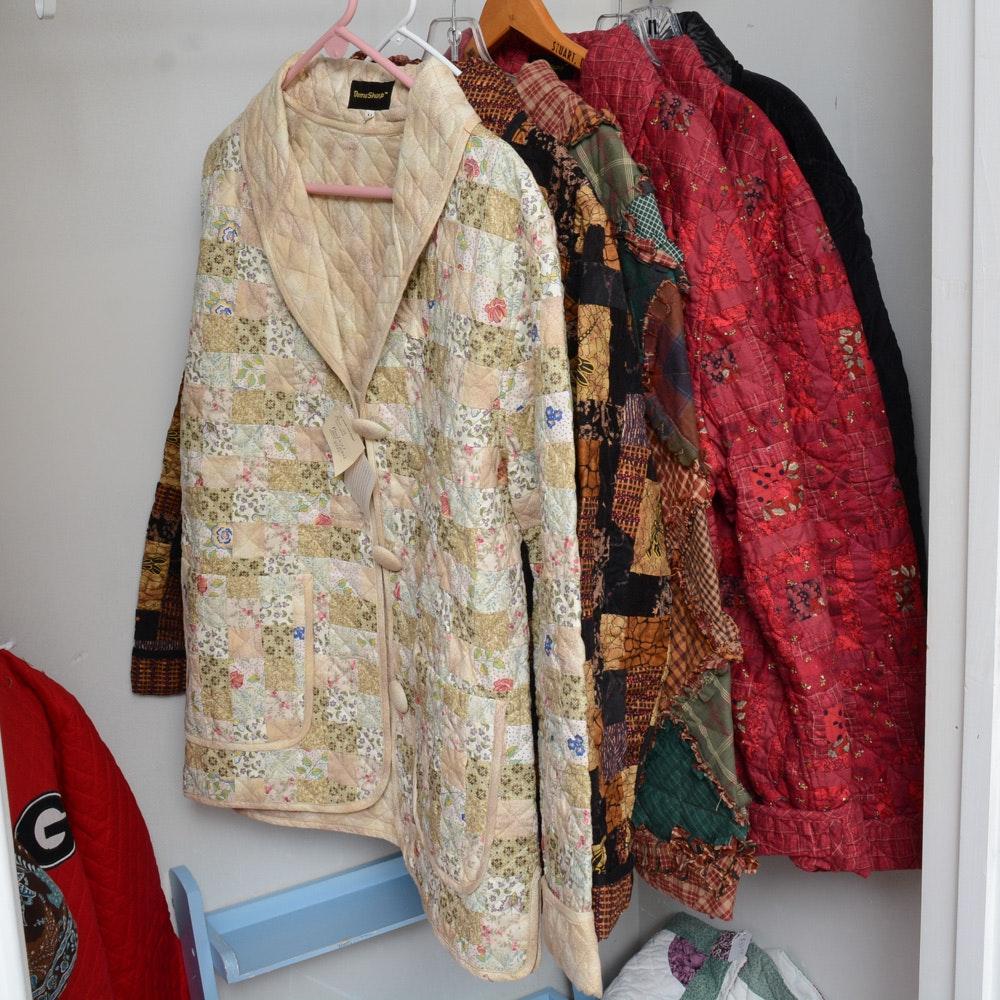 Donna Sharp Quilt Jackets