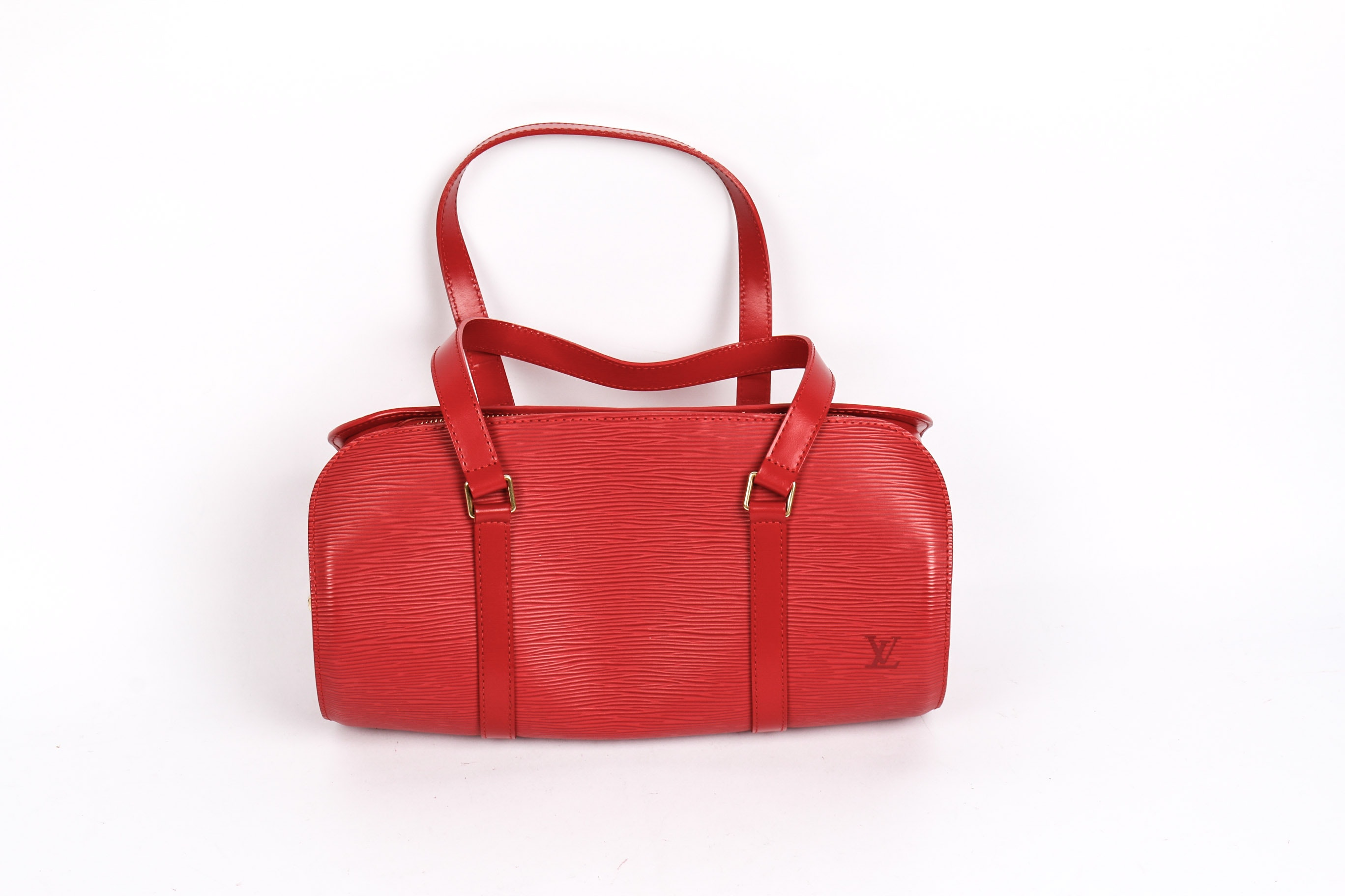 Louis Vuitton Epi Leather Soufflot Bag