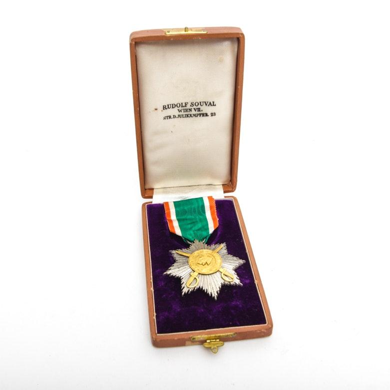 World War II Azad Hind Medal