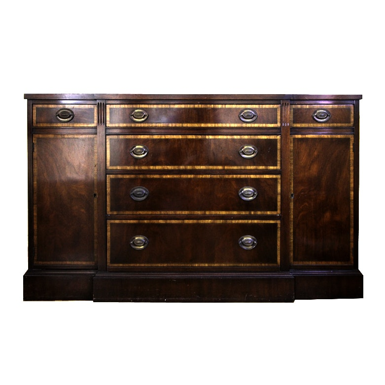 Johnson Furniture Federal Style Sideboard
