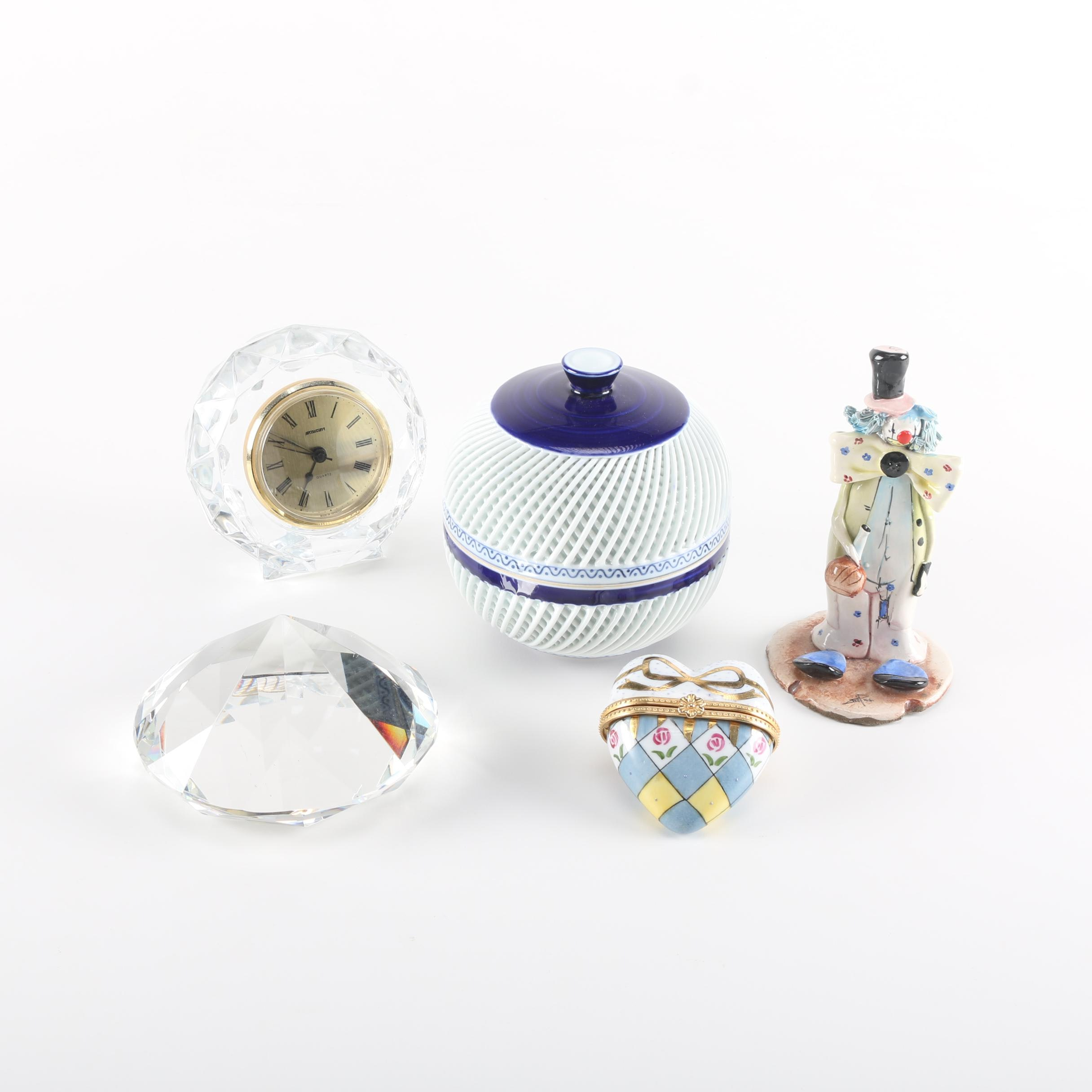 An Assortment of Decorative Items