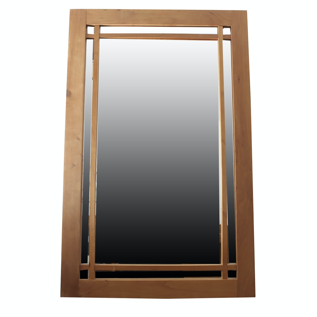 Mission-Style Wall Mirror