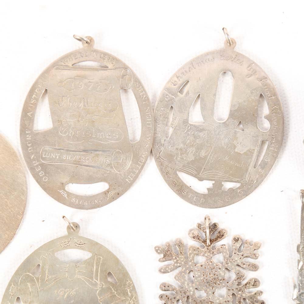 Armadillo Auto Sales >> Sterling Silver Christmas Ornaments | EBTH