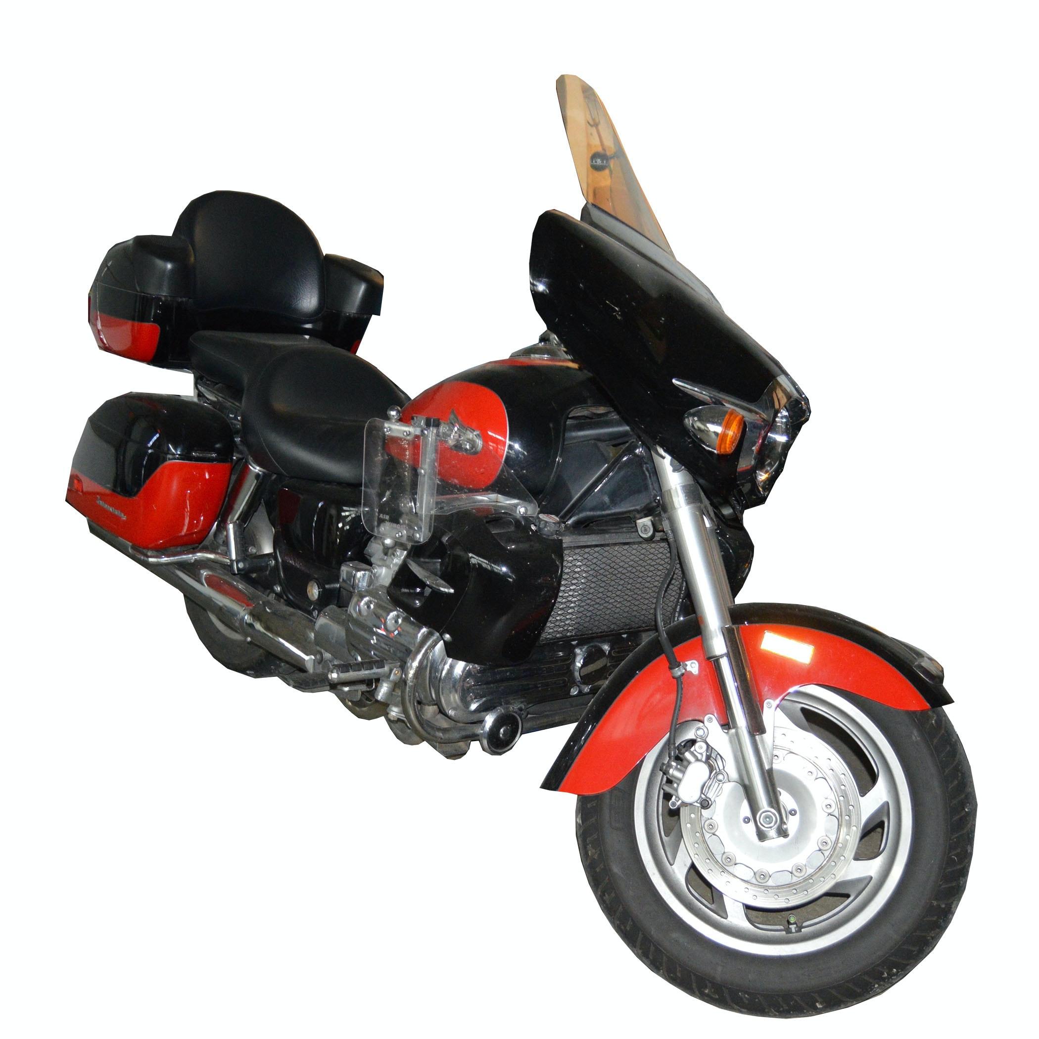 1999 Honda Valkyrie Interstate Motorcycle