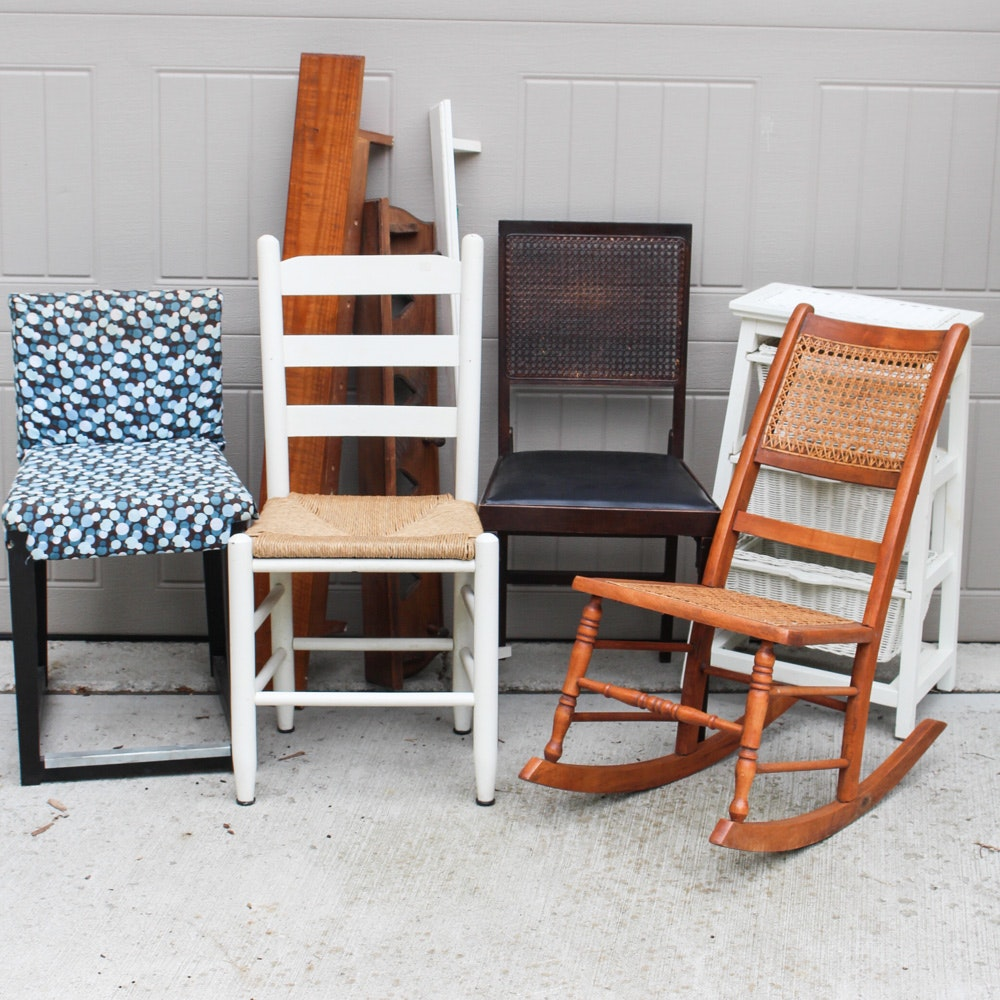 Collection of Wooden Furniture