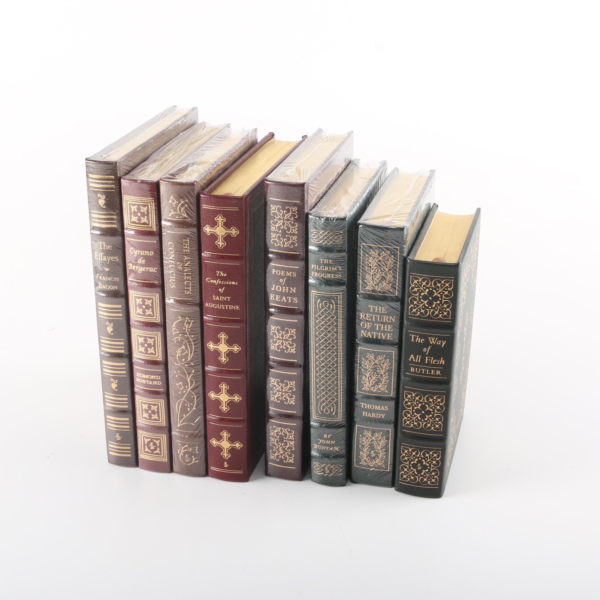 Circa 1980 Easton Press Collector's Edition Books