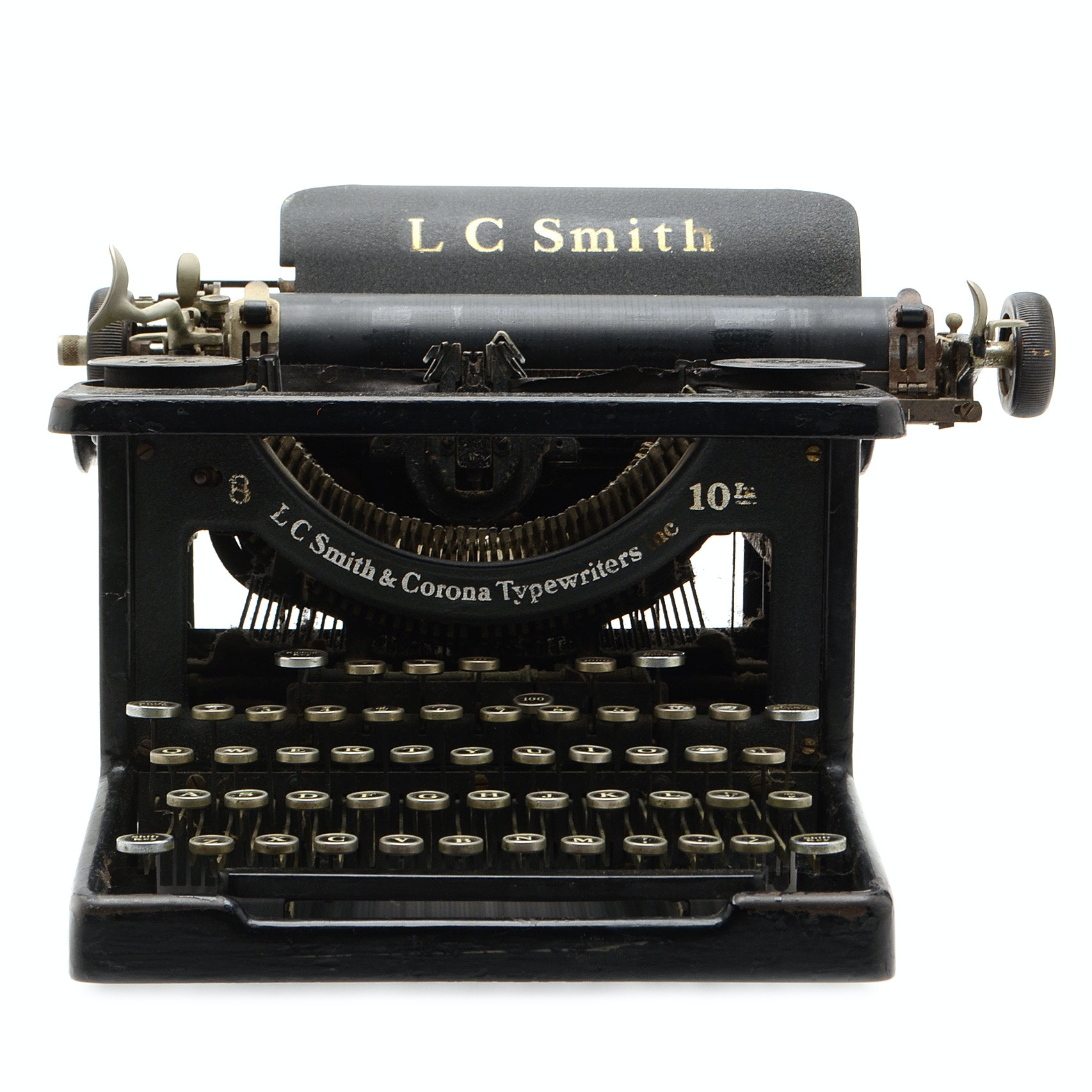 LC Smith Corona Typewriter