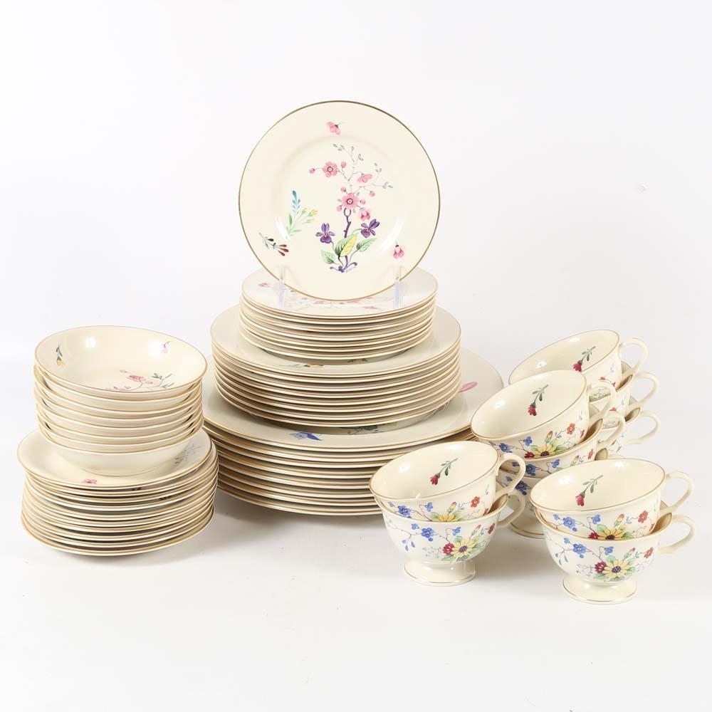 """Pickard """"Chinese Seasons"""" Tableware"""