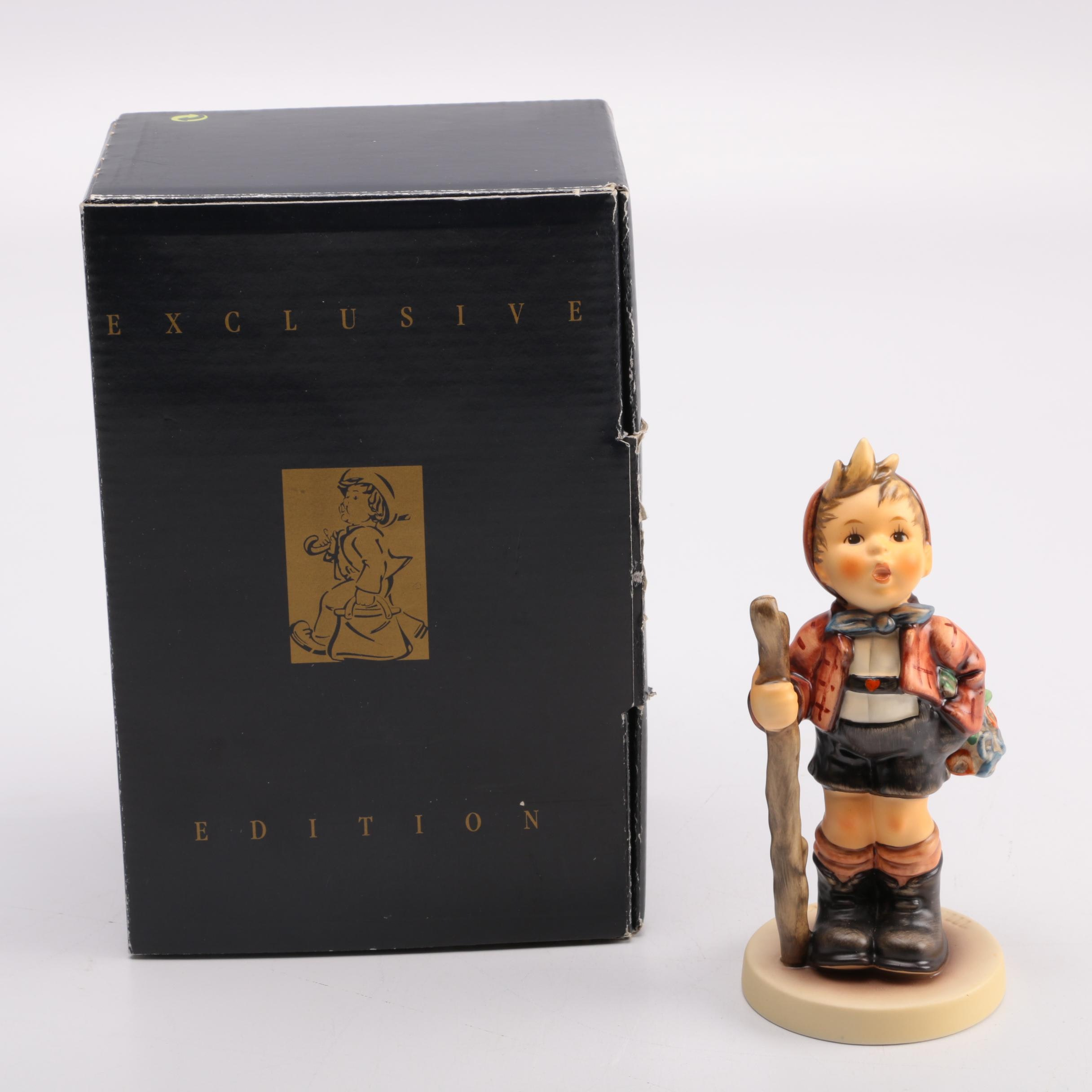 """Hummel Exclusive Edition Figurine """"Country Suitor"""""""