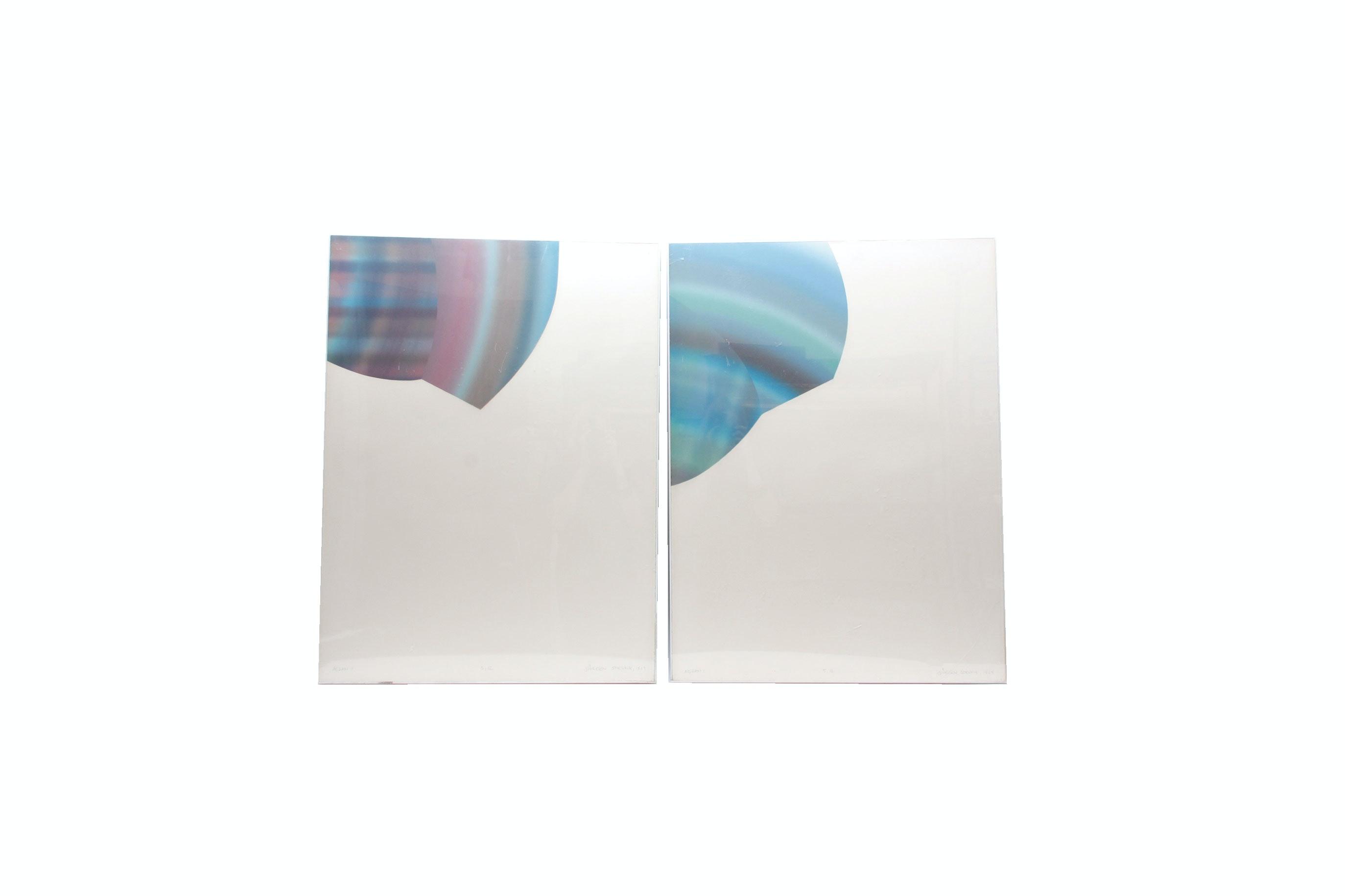 Jurgen Strunck Limited Edition and Signed Relief Prints