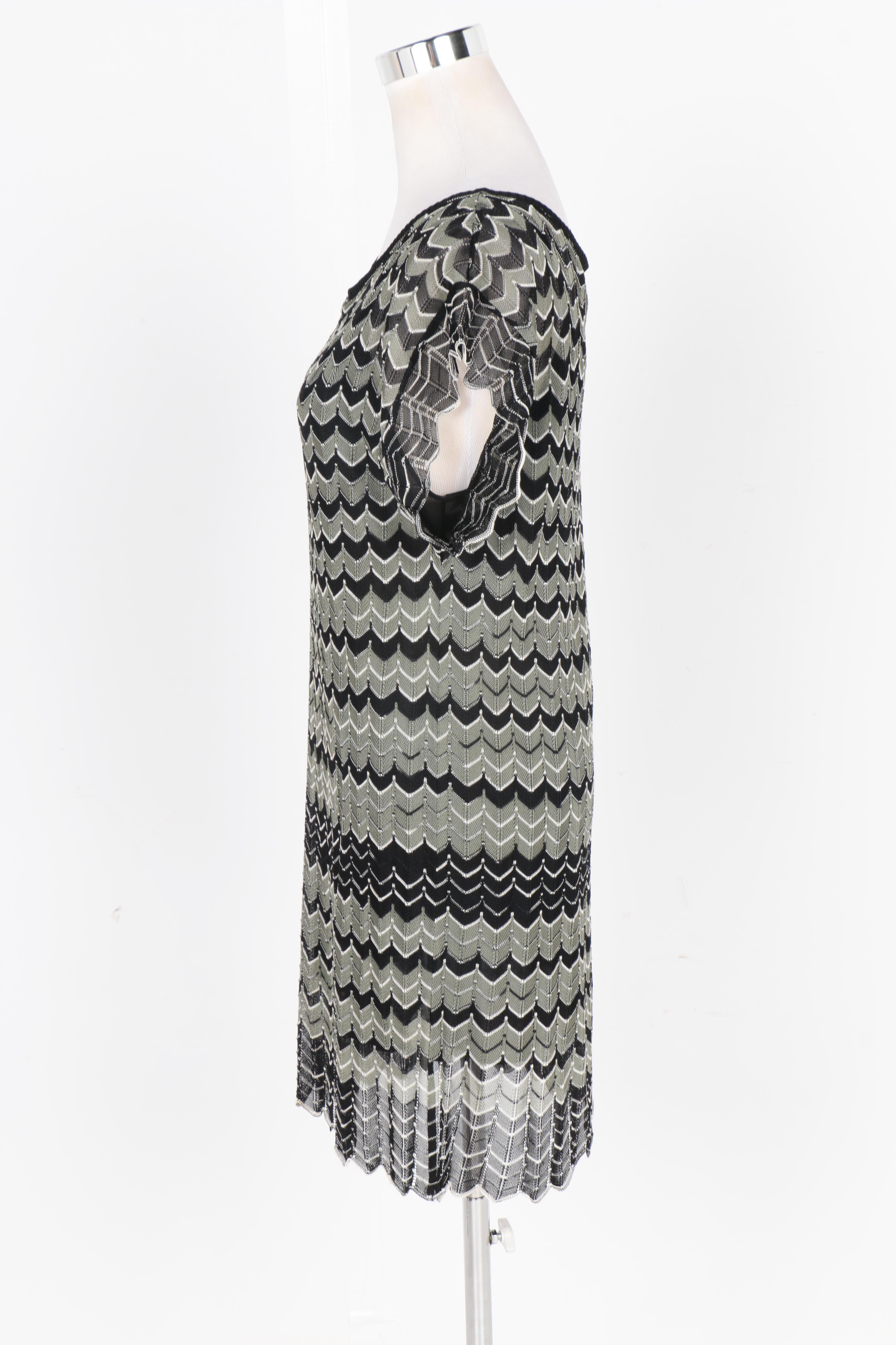 Missoni Chevron Dress with Slip : EBTH