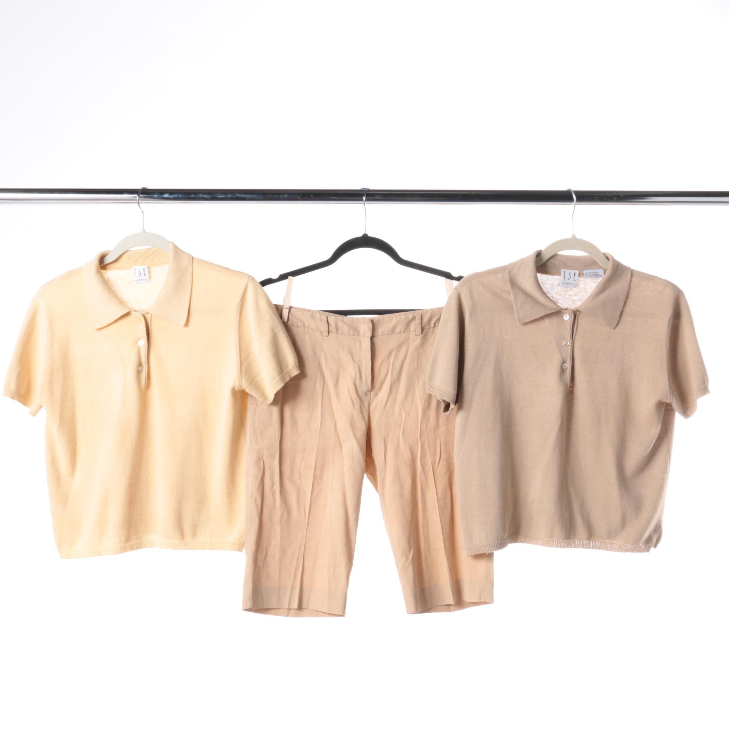 Women's Tan Clothing