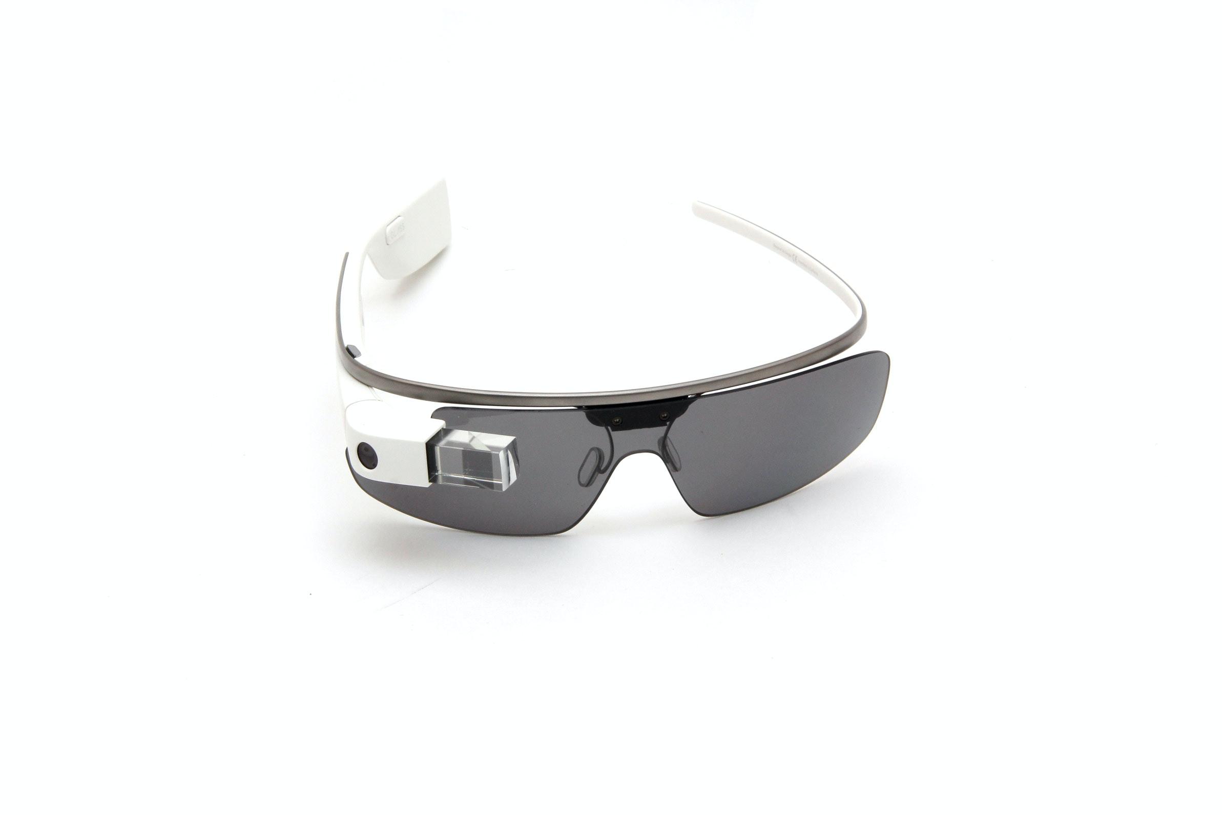 Google Glass Explorer Edition Smart Glasses