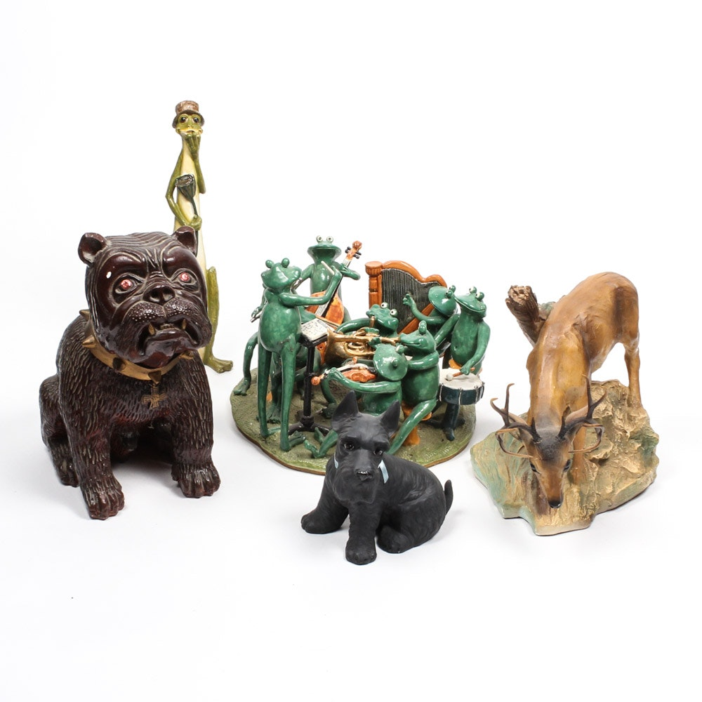 Assorted Animal Decor