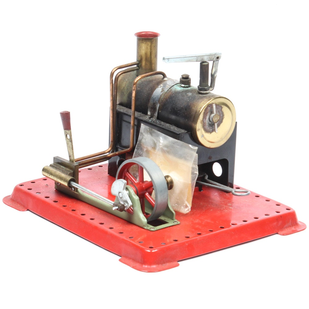 Vintage Mamod Toy Steam Generator