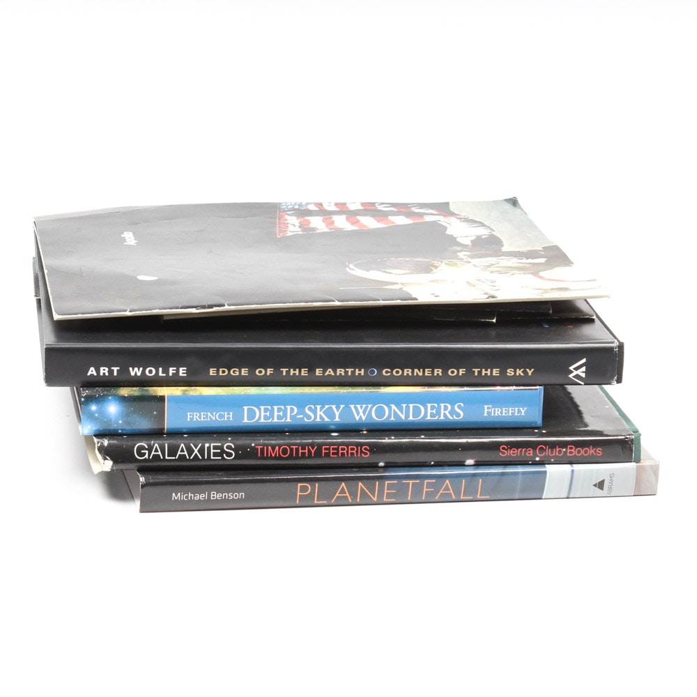 Assorted Astronomy Books