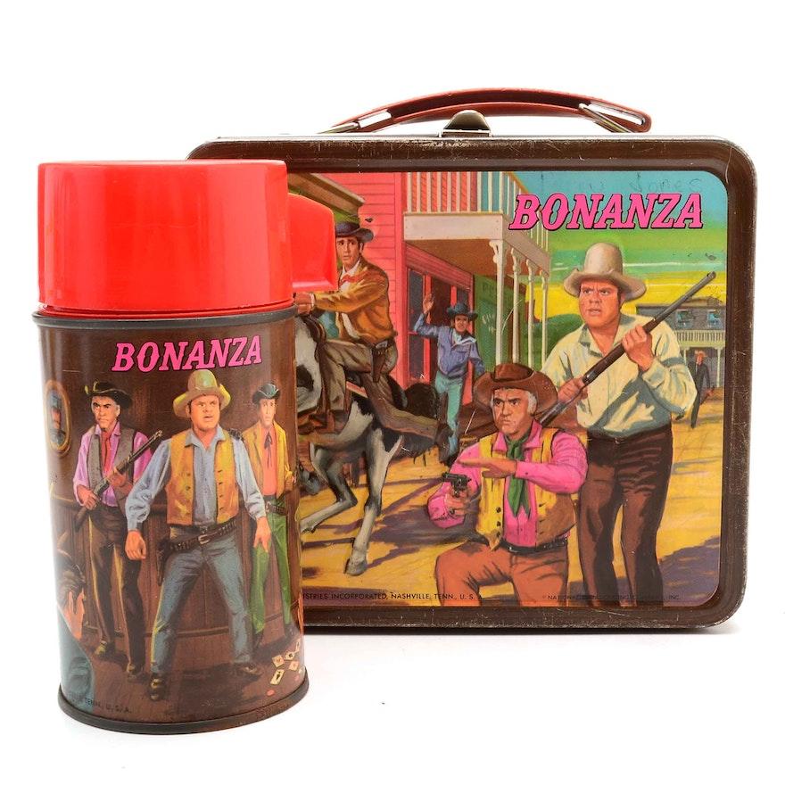 Vintage Bonanza Lunchbox