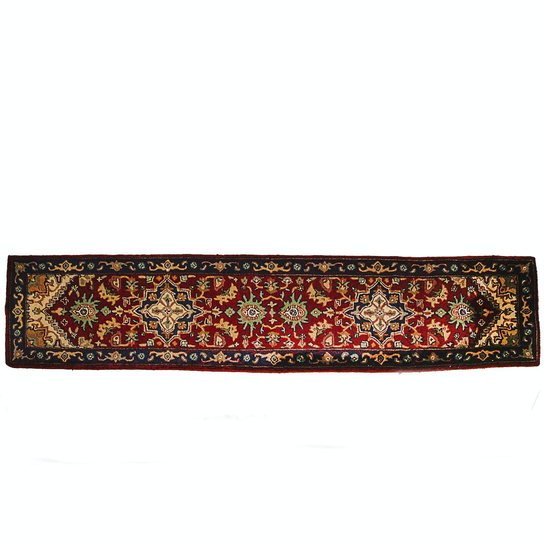 Tufted Indo-Heriz Carpet Runner