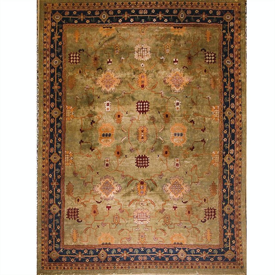 "Oriental Weavers ""Antique Treasures"" Olefin Area Rug : EBTH"