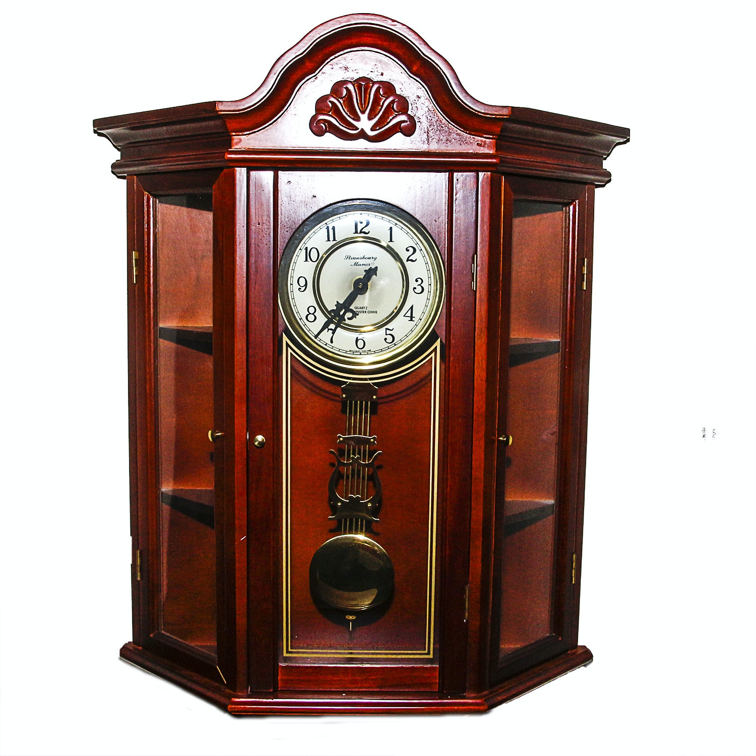 Strausbourg Manor House Westminster Chime Clock