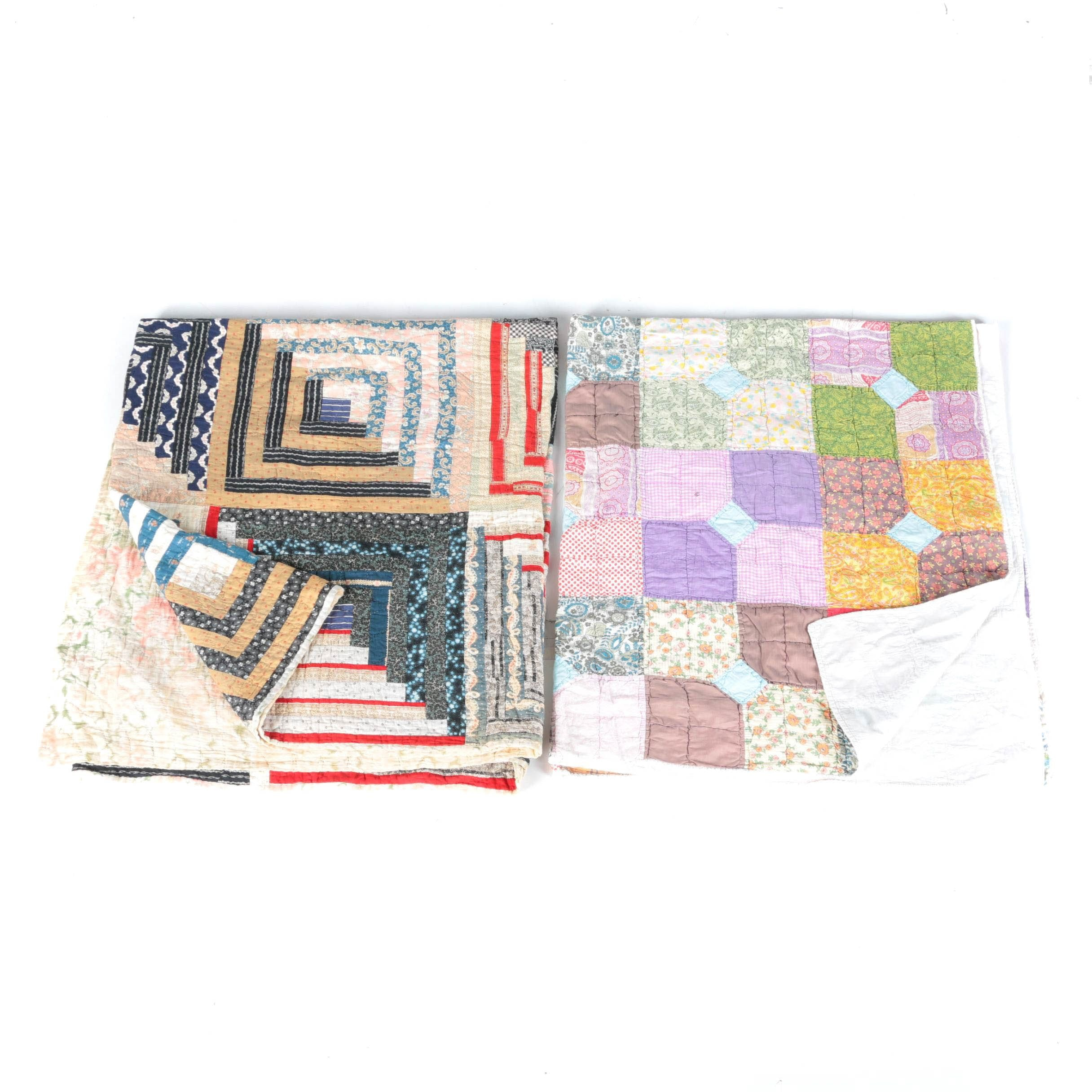 Handmade Vintage Quilts