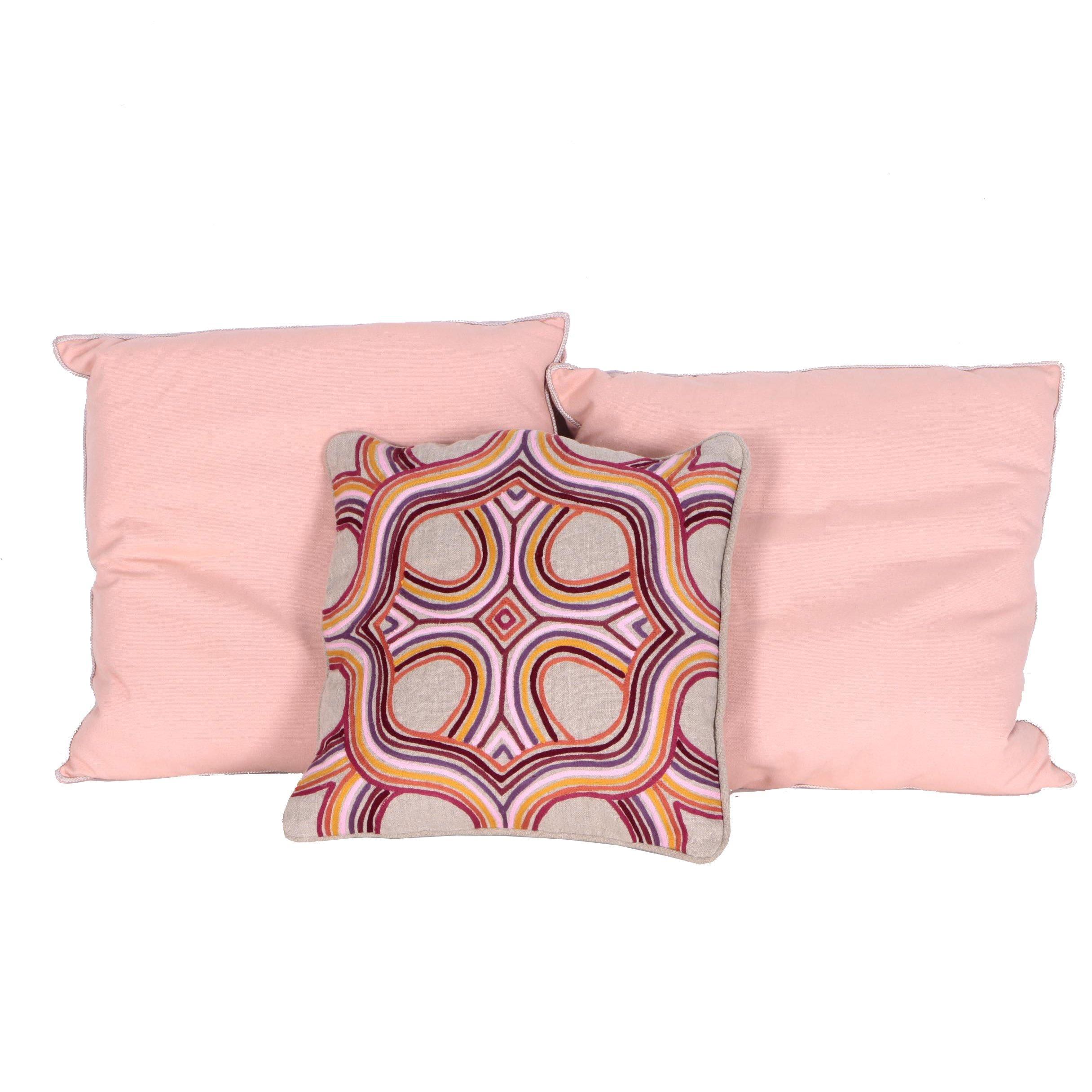Pink Throw Pillows