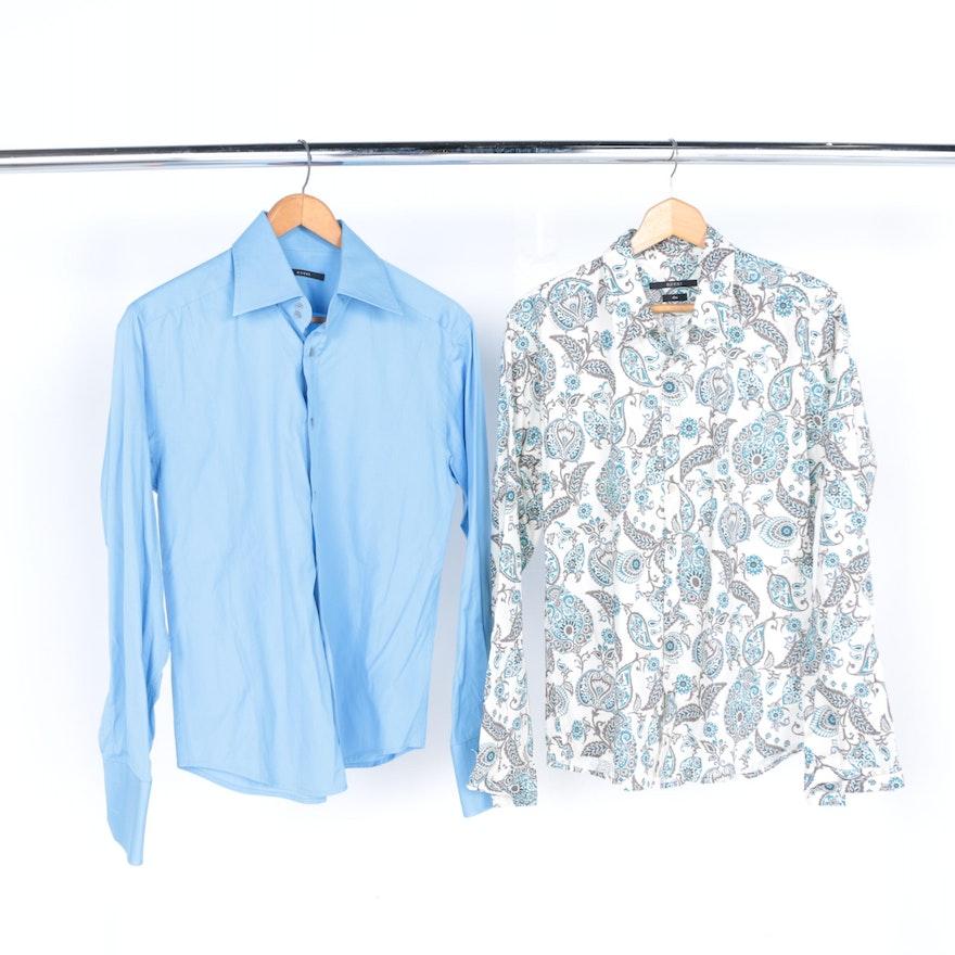 9b1f2f2cc Men's Gucci Dress Shirts : EBTH