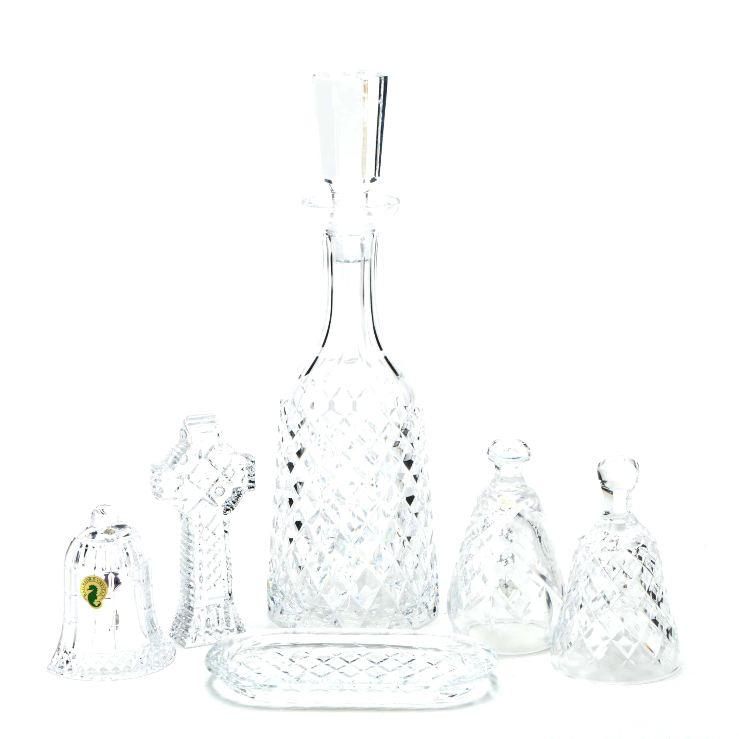 Cut Crystal Decor Including Waterford