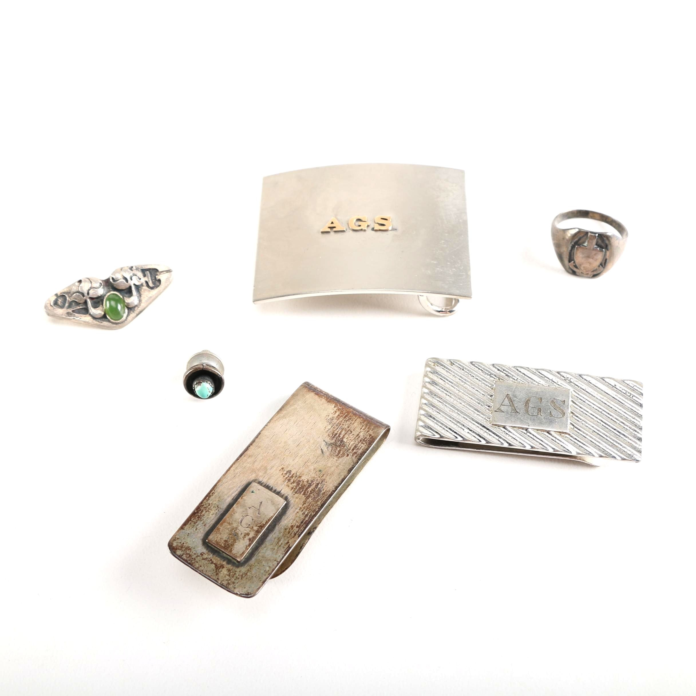 Sterling Silver Accessories