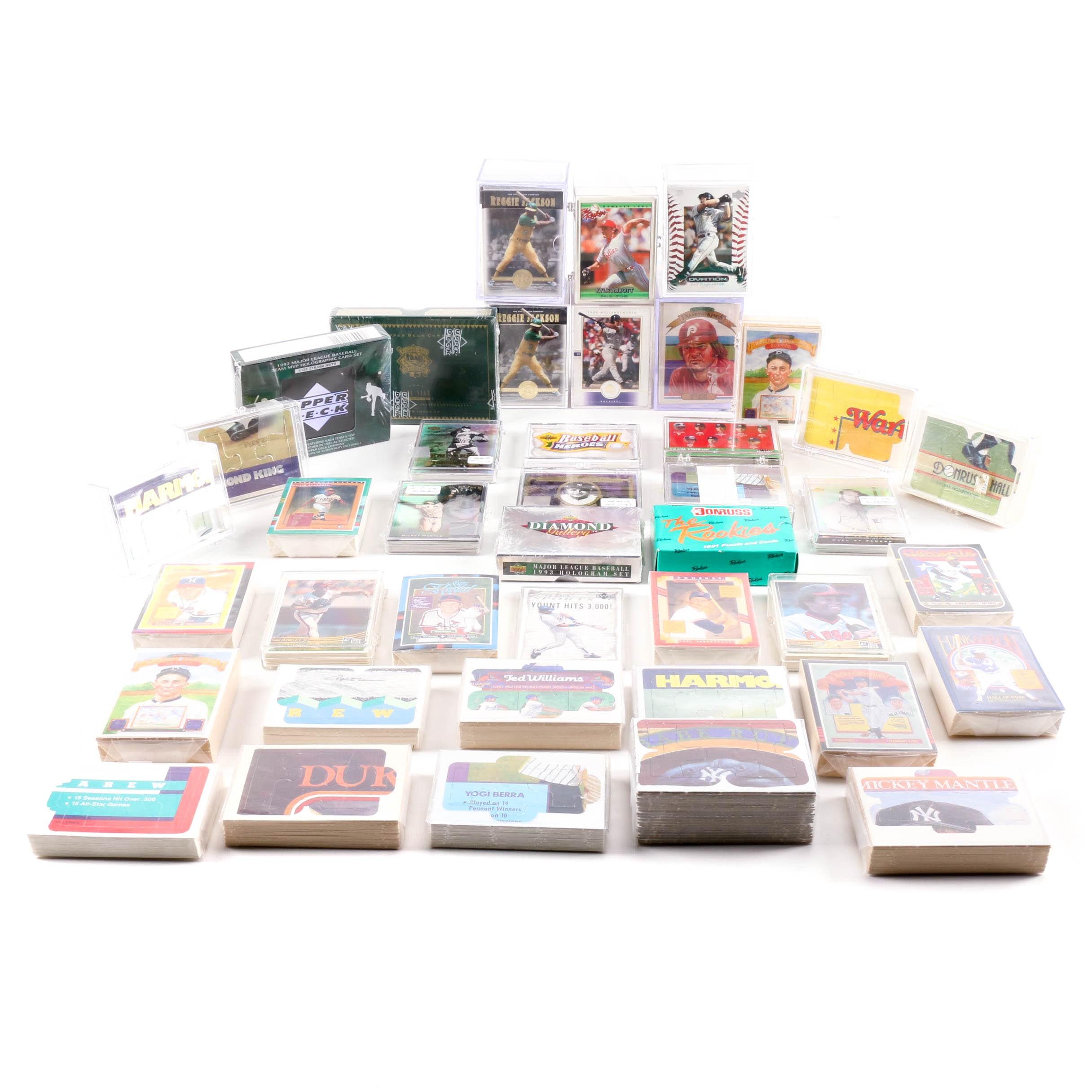 Baseball Cards and Sets