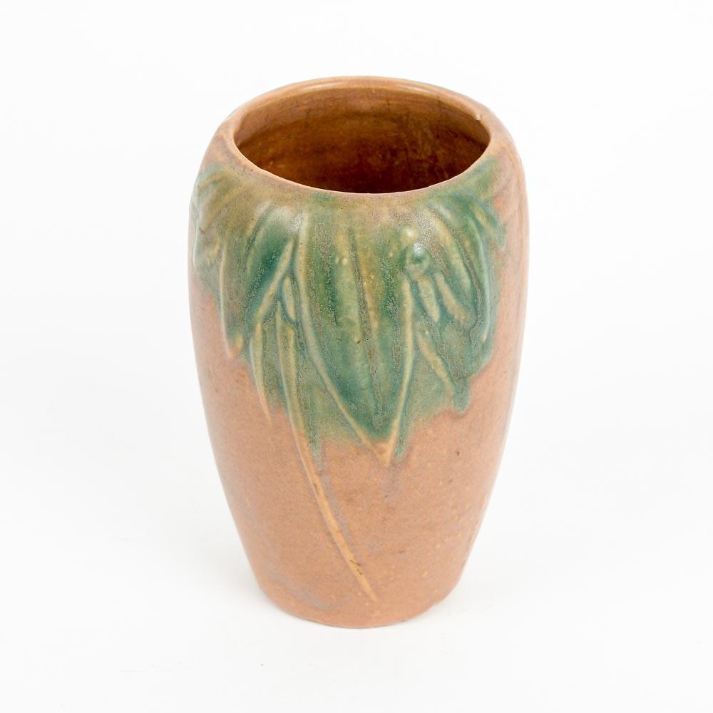 Vintage McCoy Art Pottery Vase