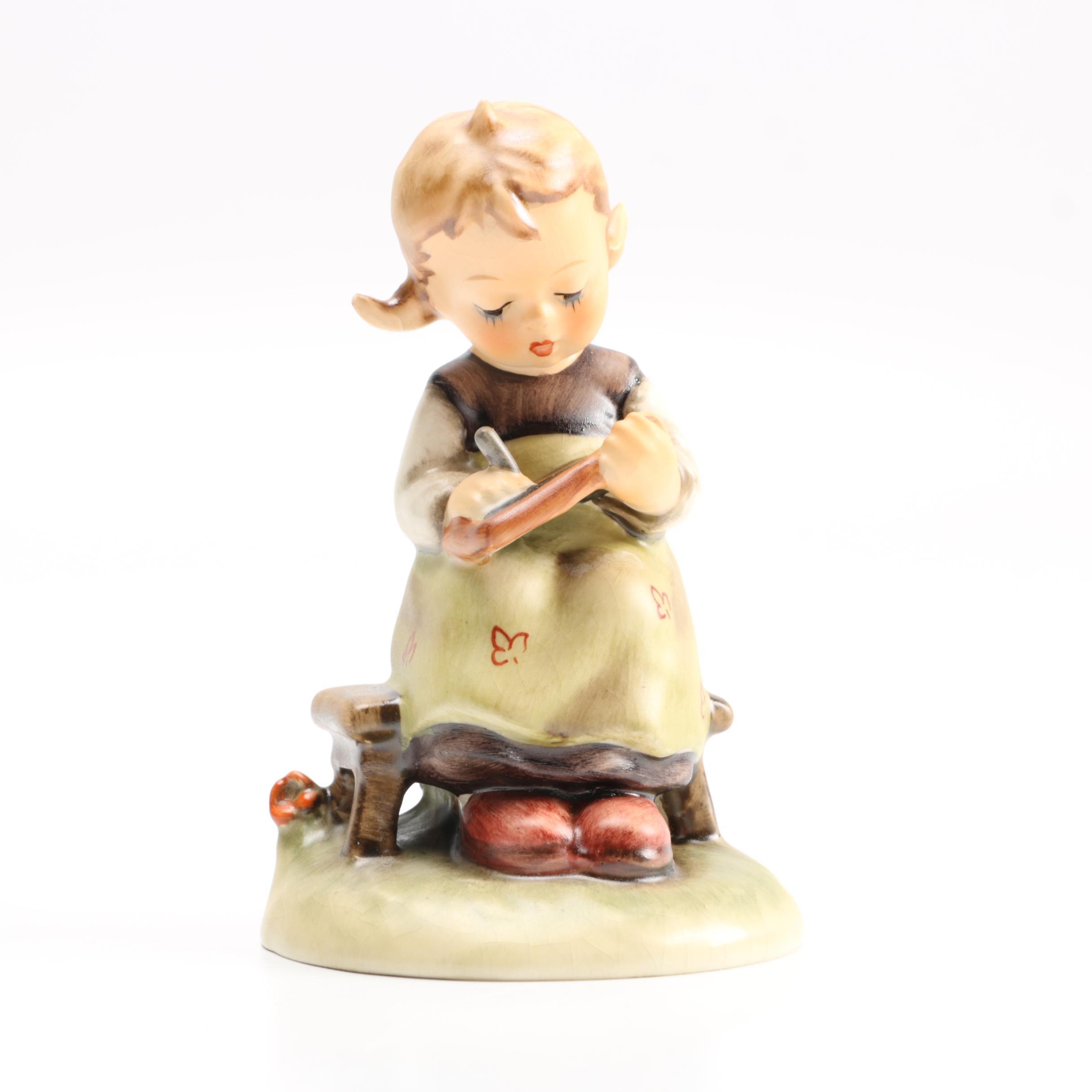 "Hummel ""Busy Student"" Figurine"