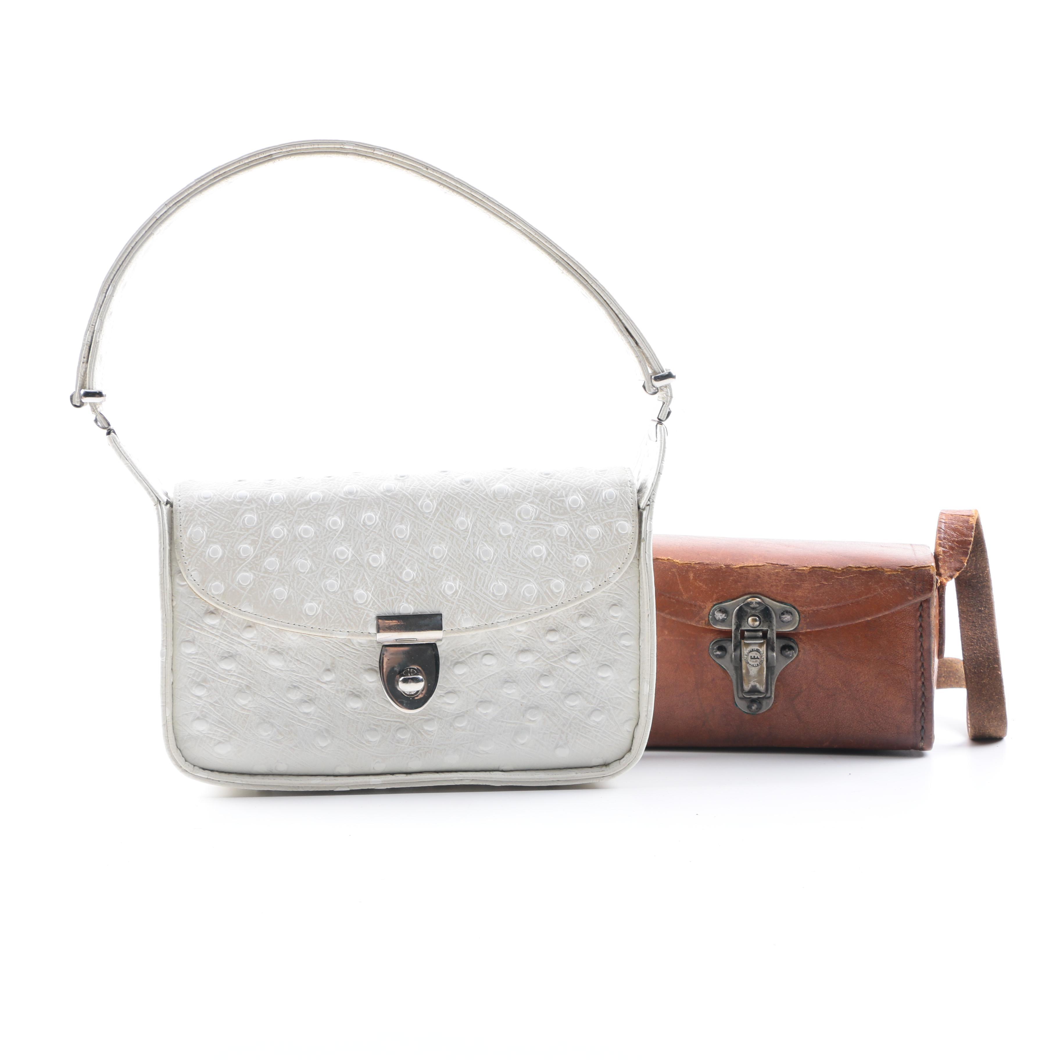Vintage Handbag and Crossbody