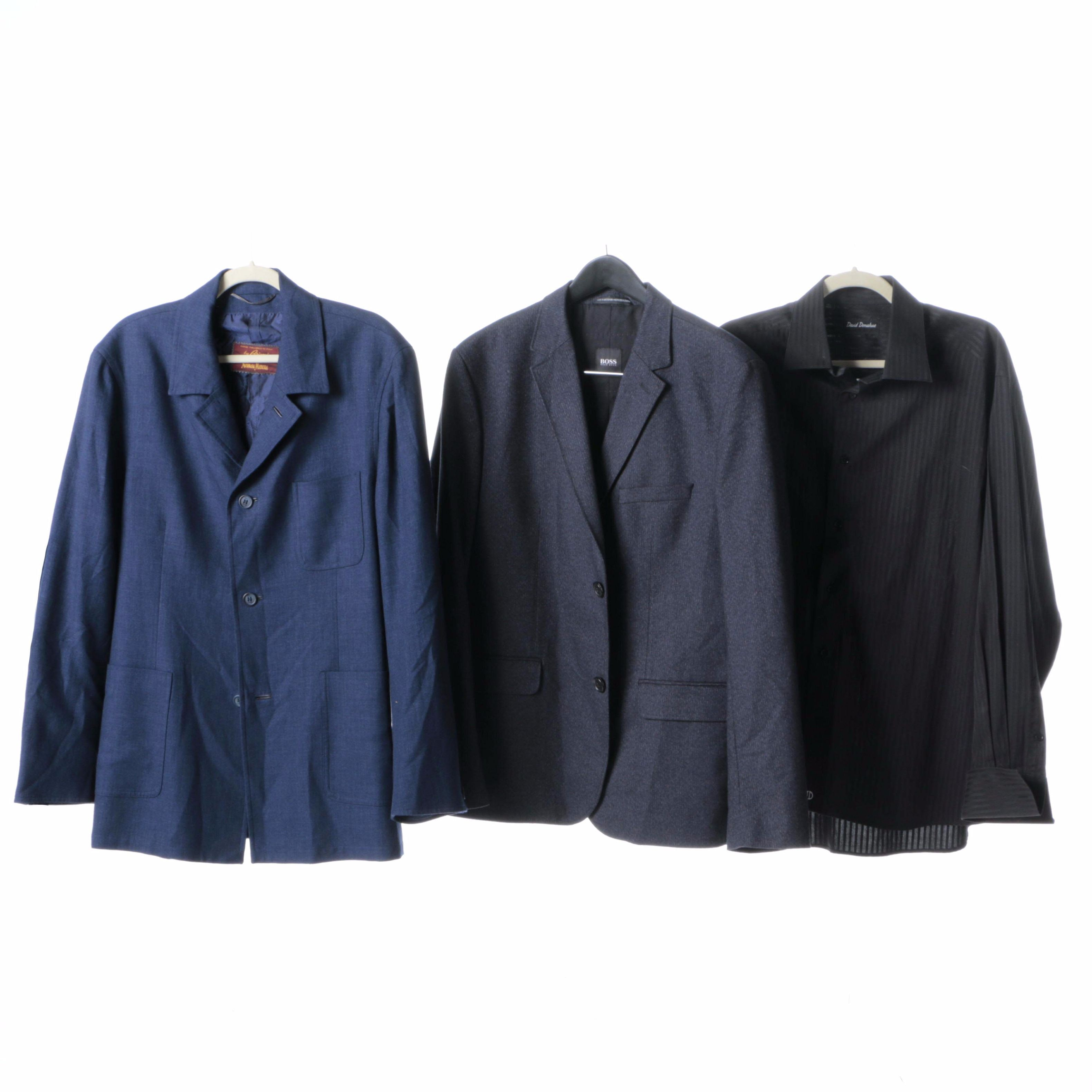 Collection of Three Men's Jackets