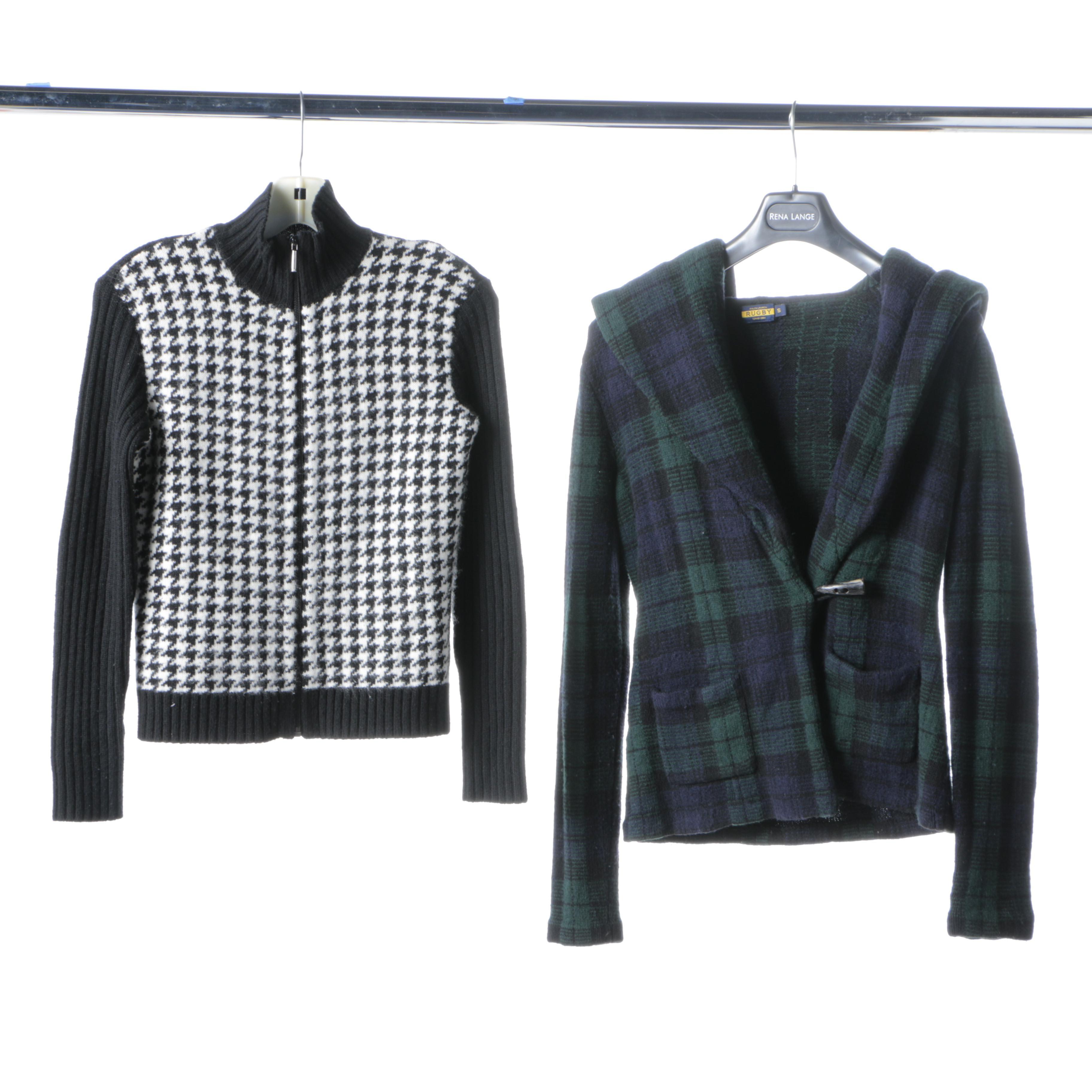 Pair of Ralph Lauren Sweater Jackets