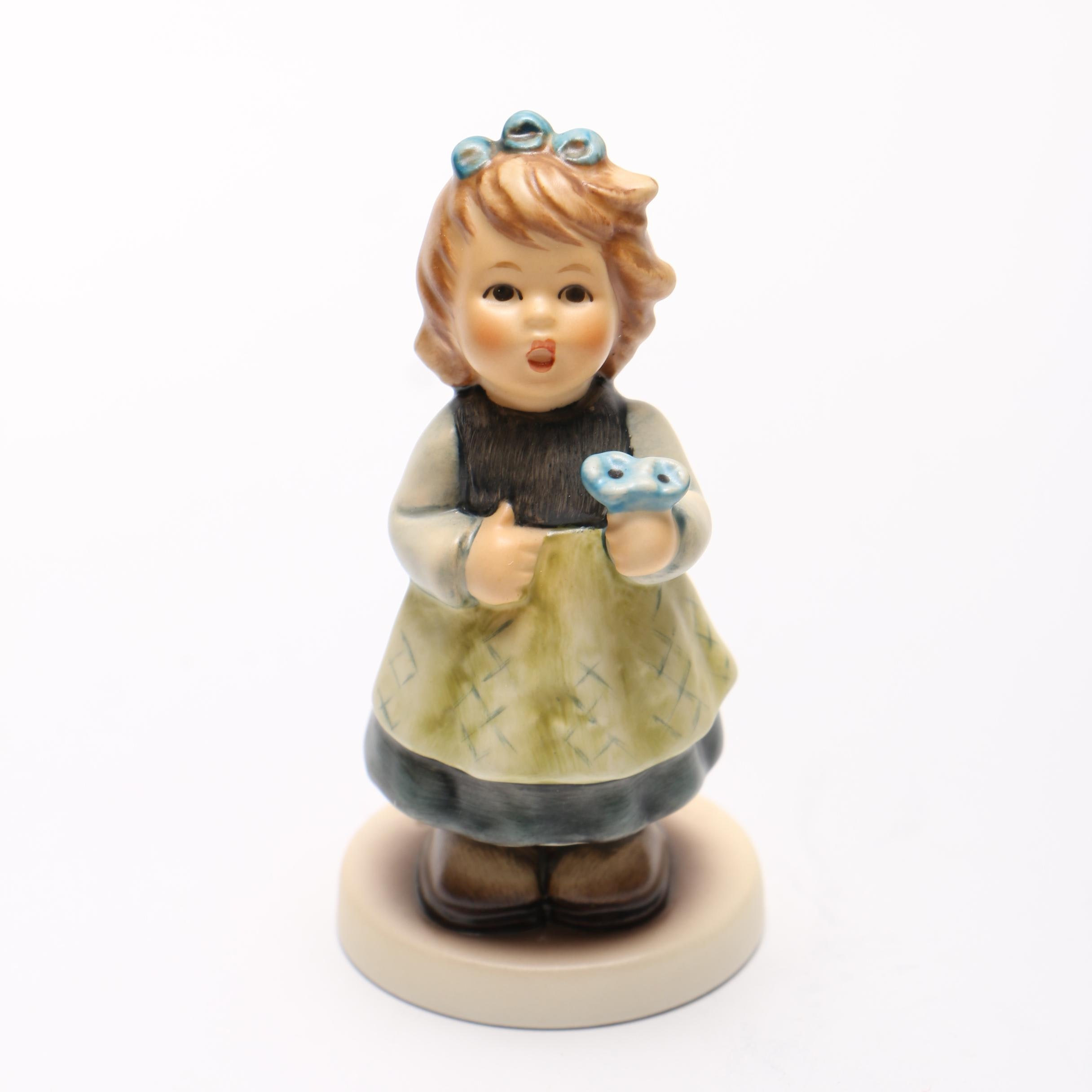 "Hummel Figurine ""From the Heart"""