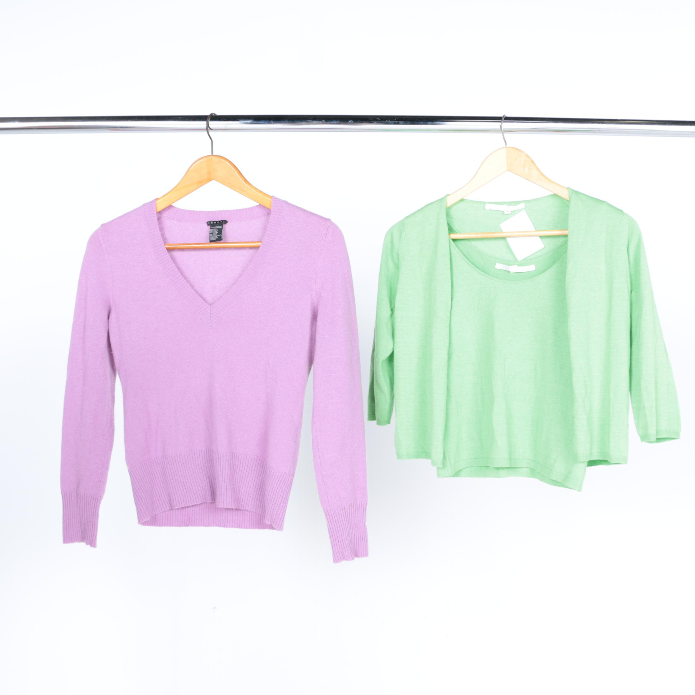 Women's Sweaters Including Theory
