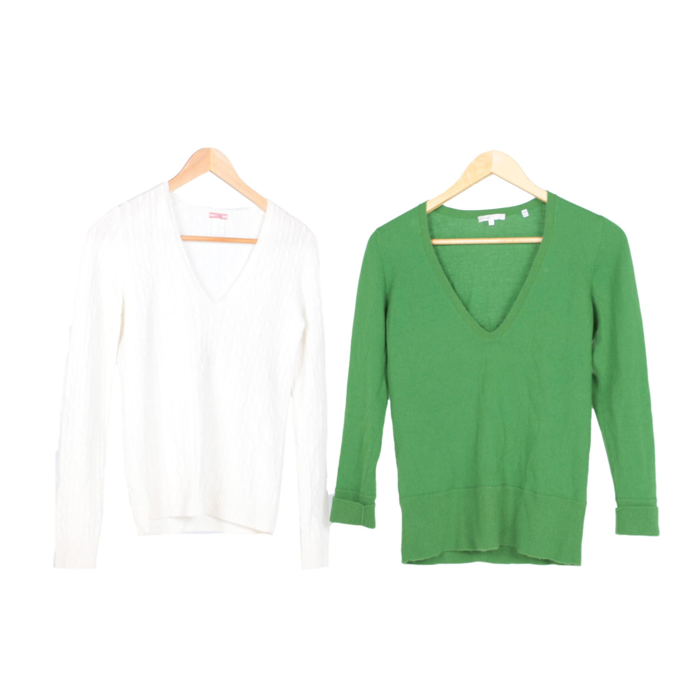 Women's Sweaters by Vince and J.Crew