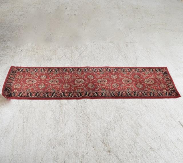 Power Loomed Persian-Inspired Carpet Runner