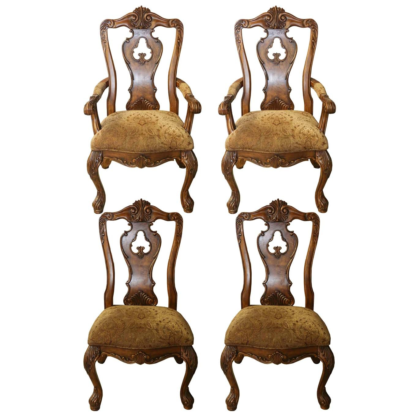 Havertys Villa Clare Dining Chairs ...
