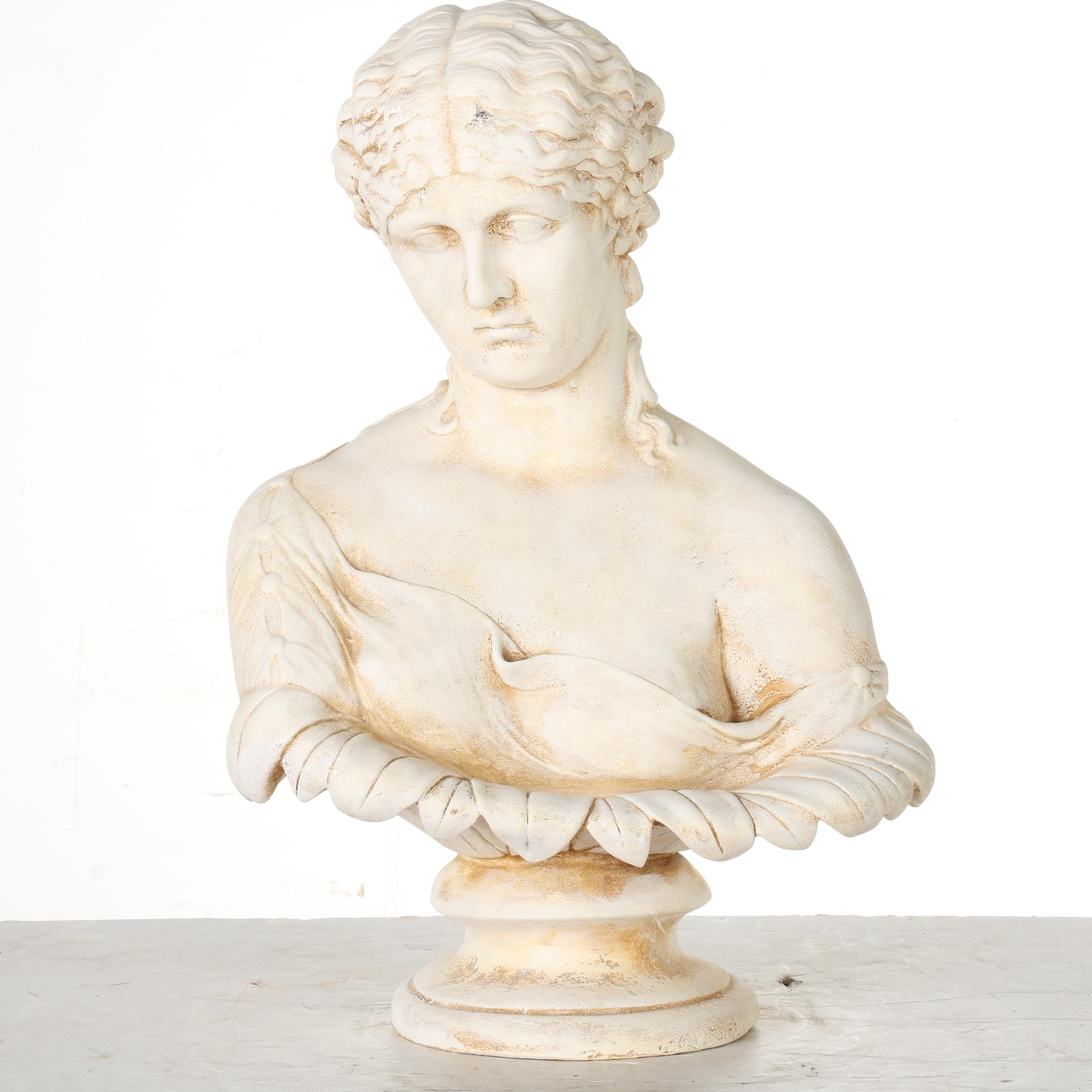 Replica Roman Bust of Antonia
