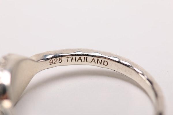 Michael Dawkins Thailand Silver Ring