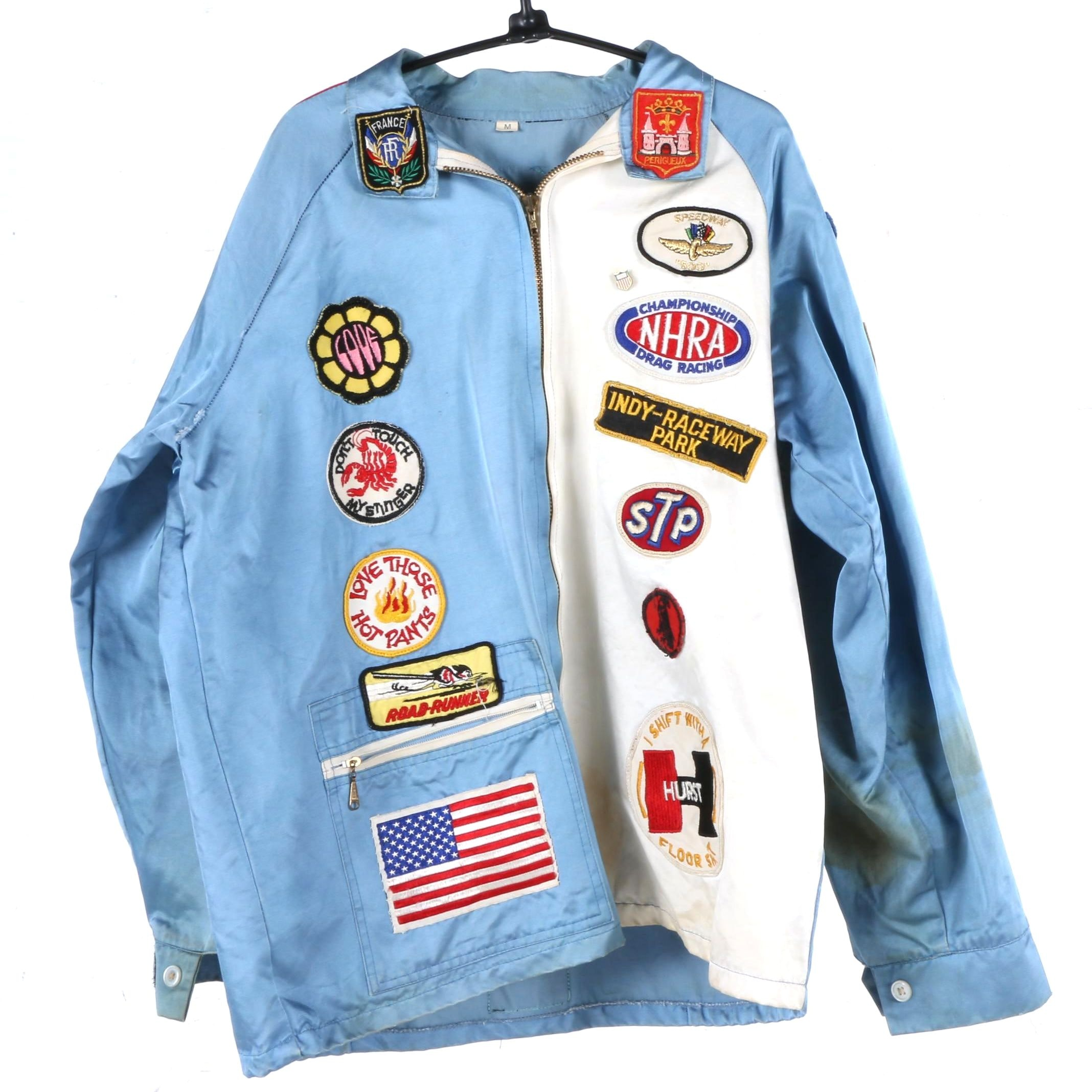 Vintage Racing Team Jacket