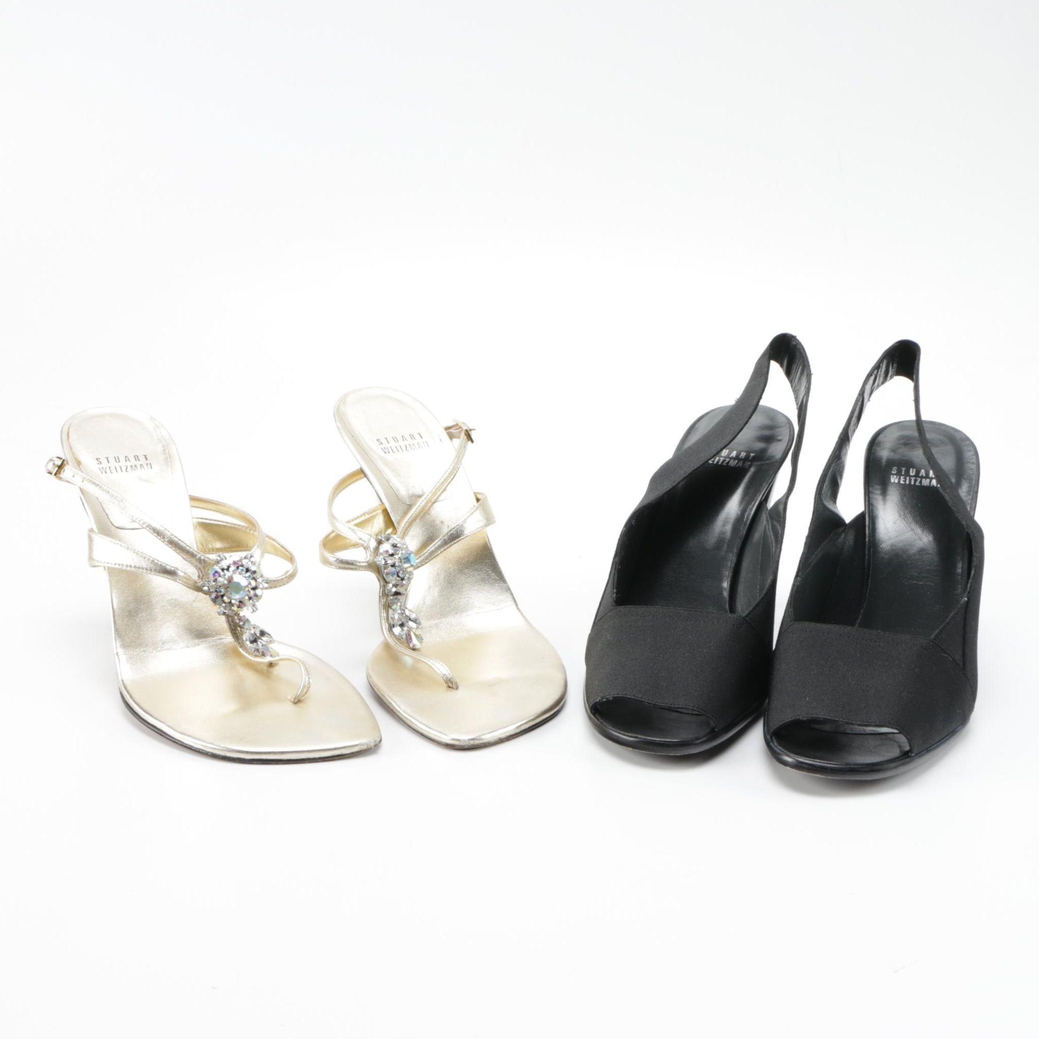 Stuart Weitzman High Heel Sandals