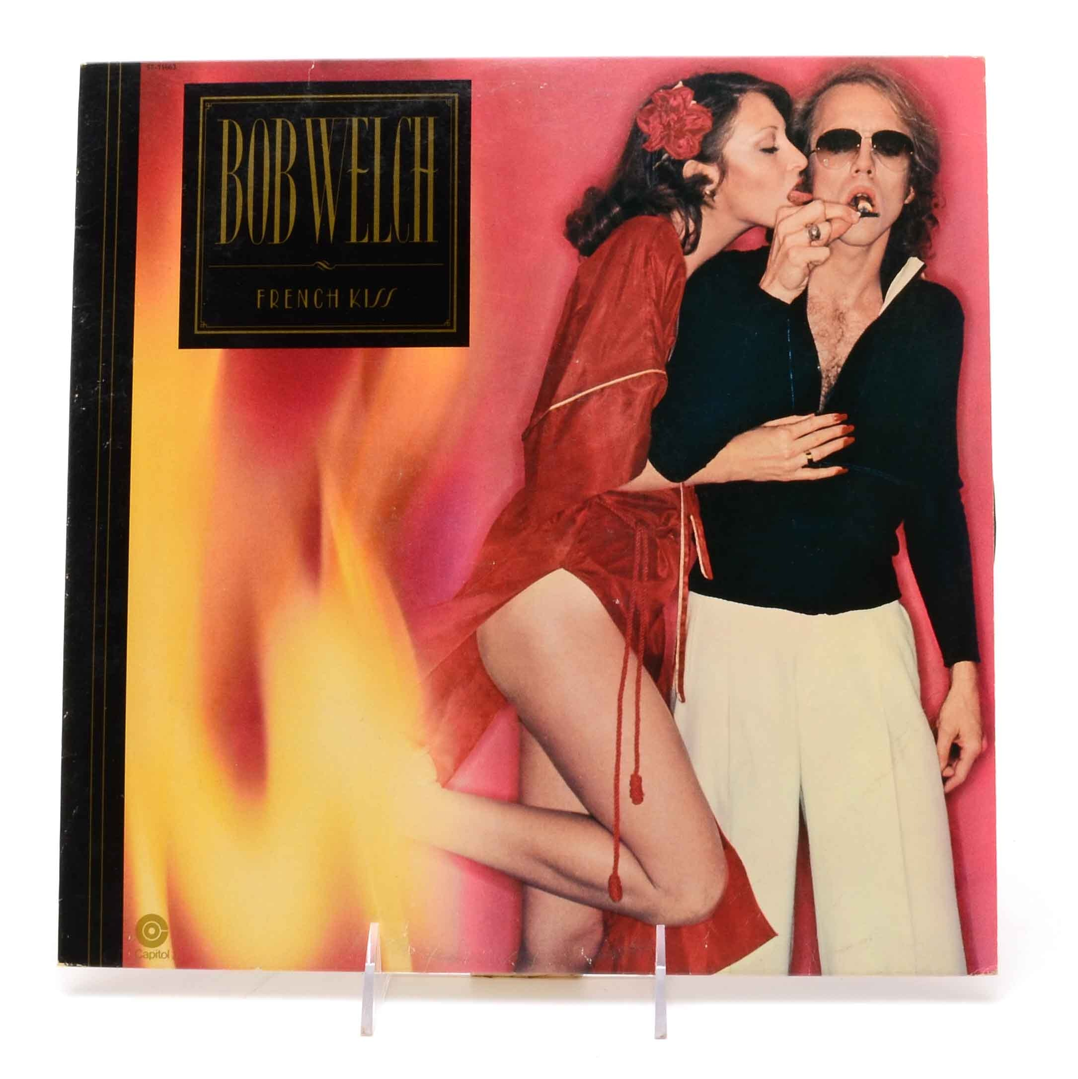 "Vintage Bob Welch ""French Kiss"" Album"