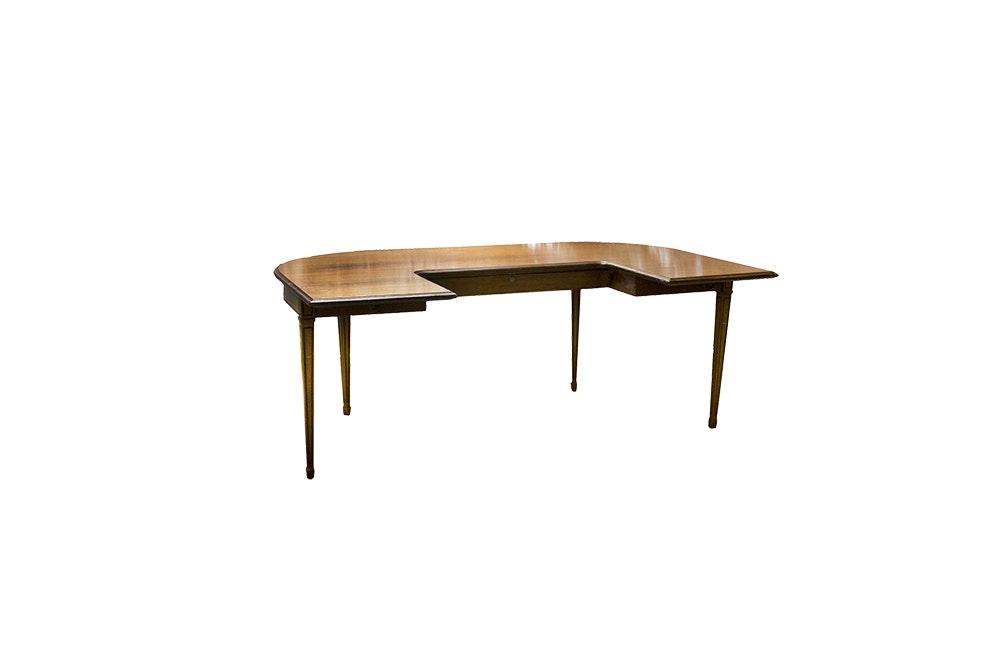 Mid Century Modern Desk by Myrtle Desk