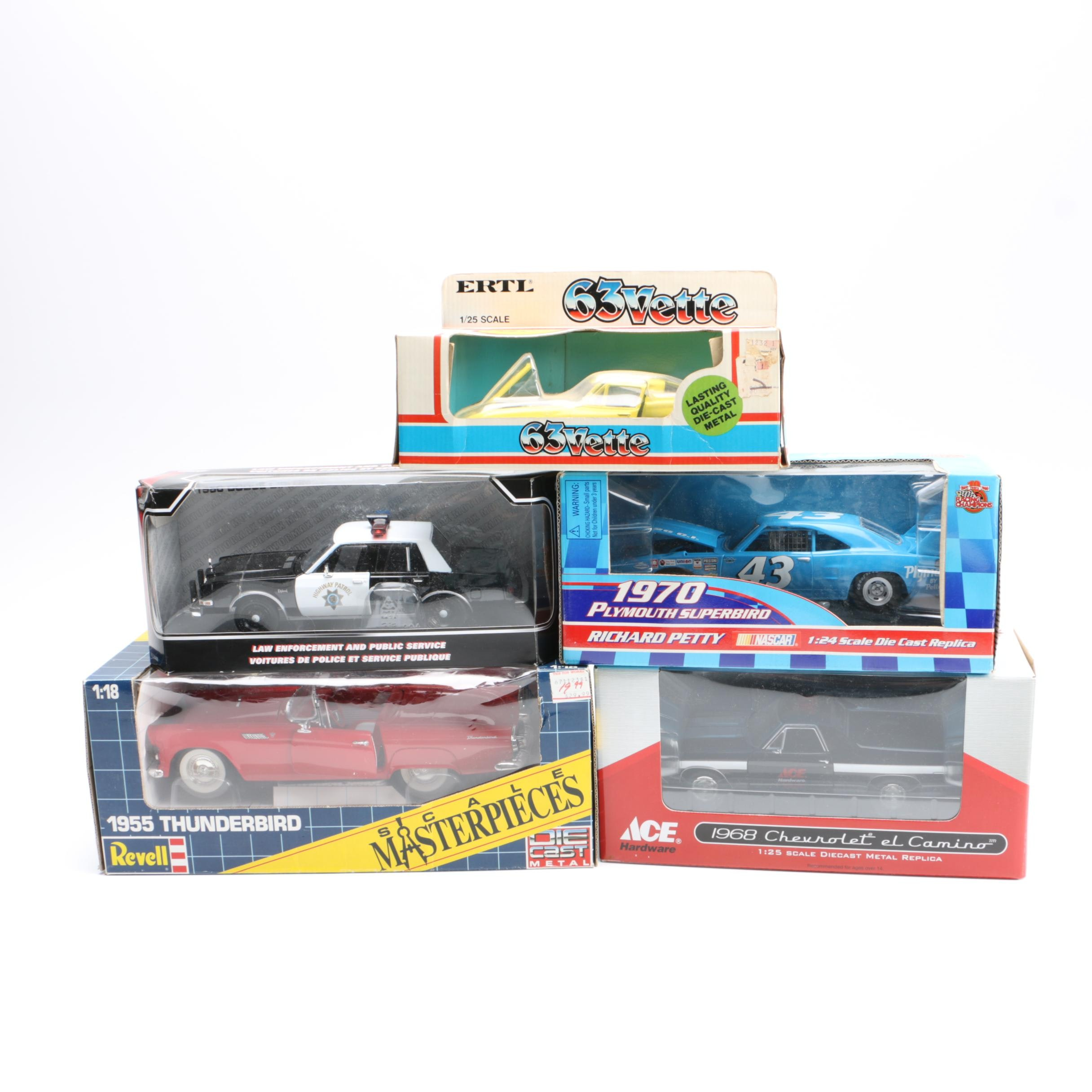 Collectibles, Model Cars & More